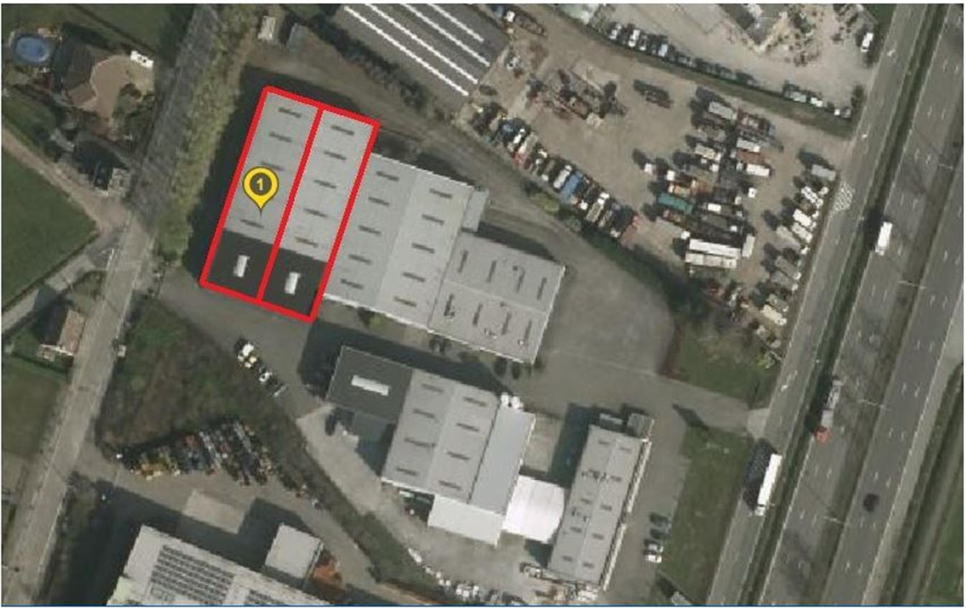 industrieel gebouw te huur I002 Veurtstraat 73