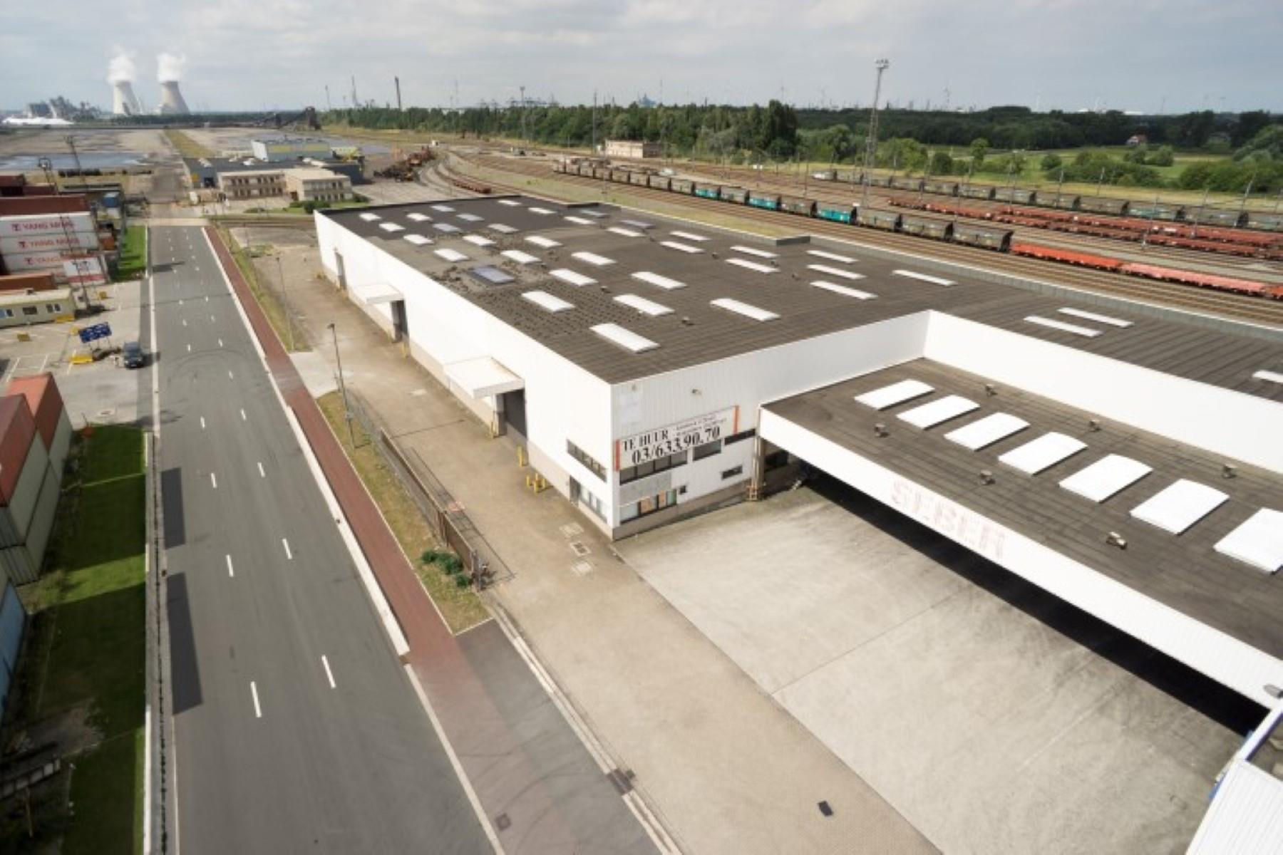 opslagplaats te huur I010 Nieuwe Westweg (Kaai 749) 10