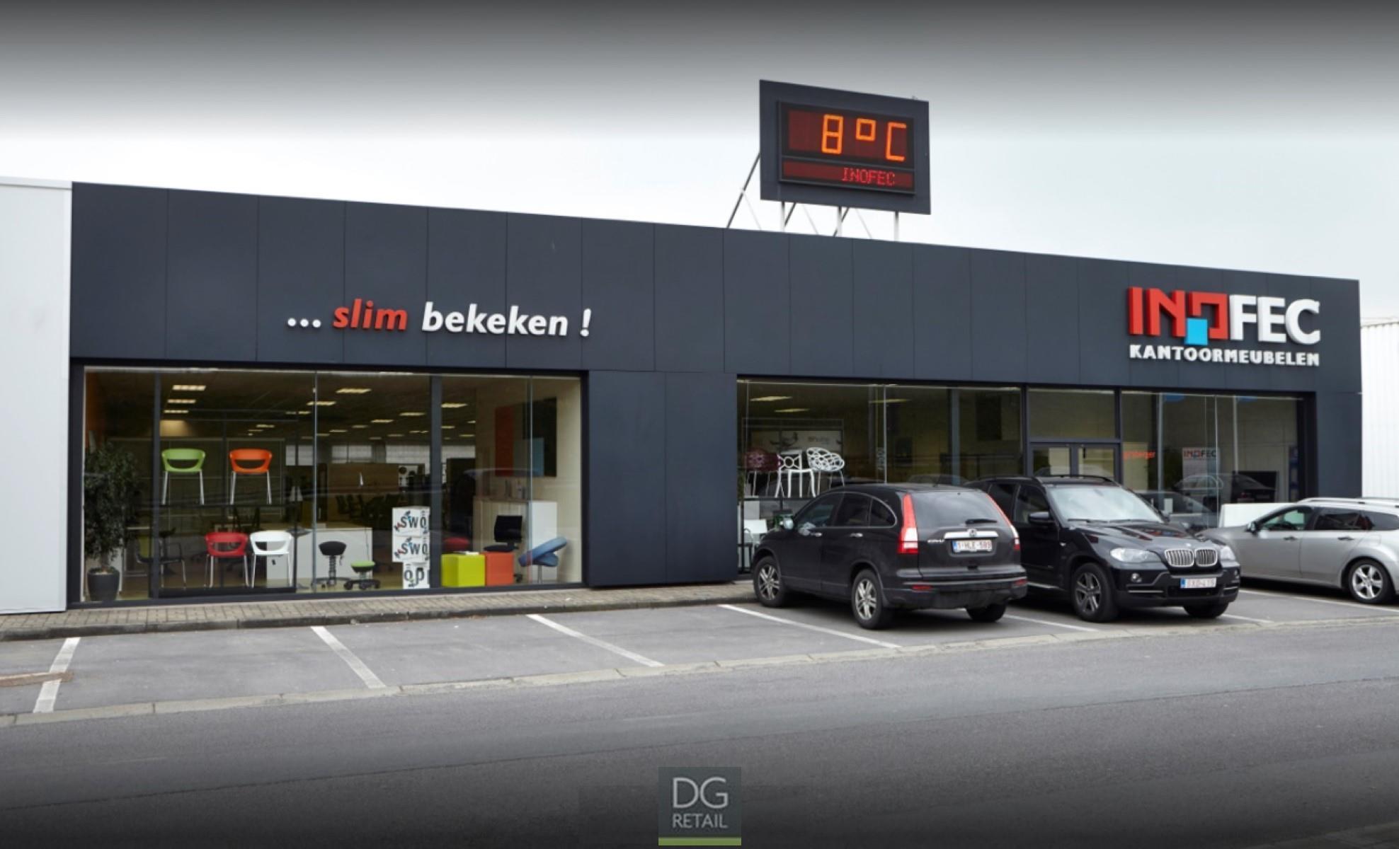 baanwinkel te huur R1488 Gentseweg  520