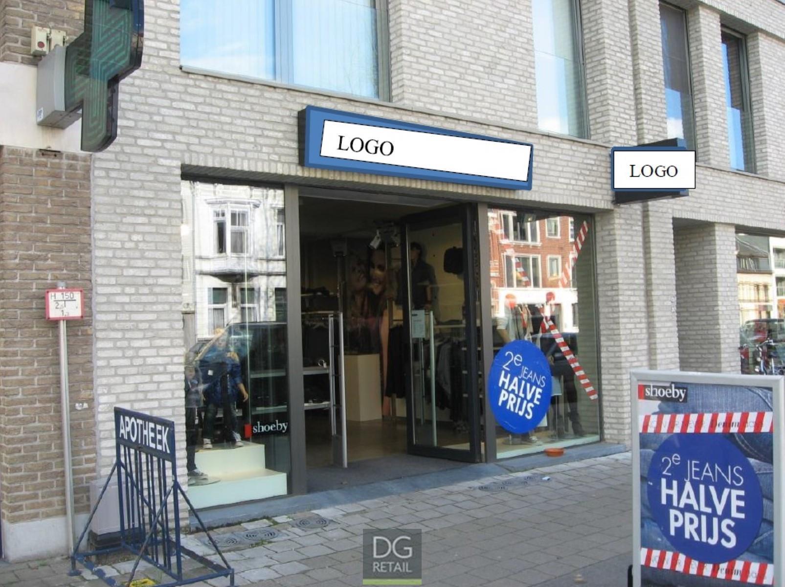 commercieel gelijkvloers te huur R1491 Stationsstraat 76