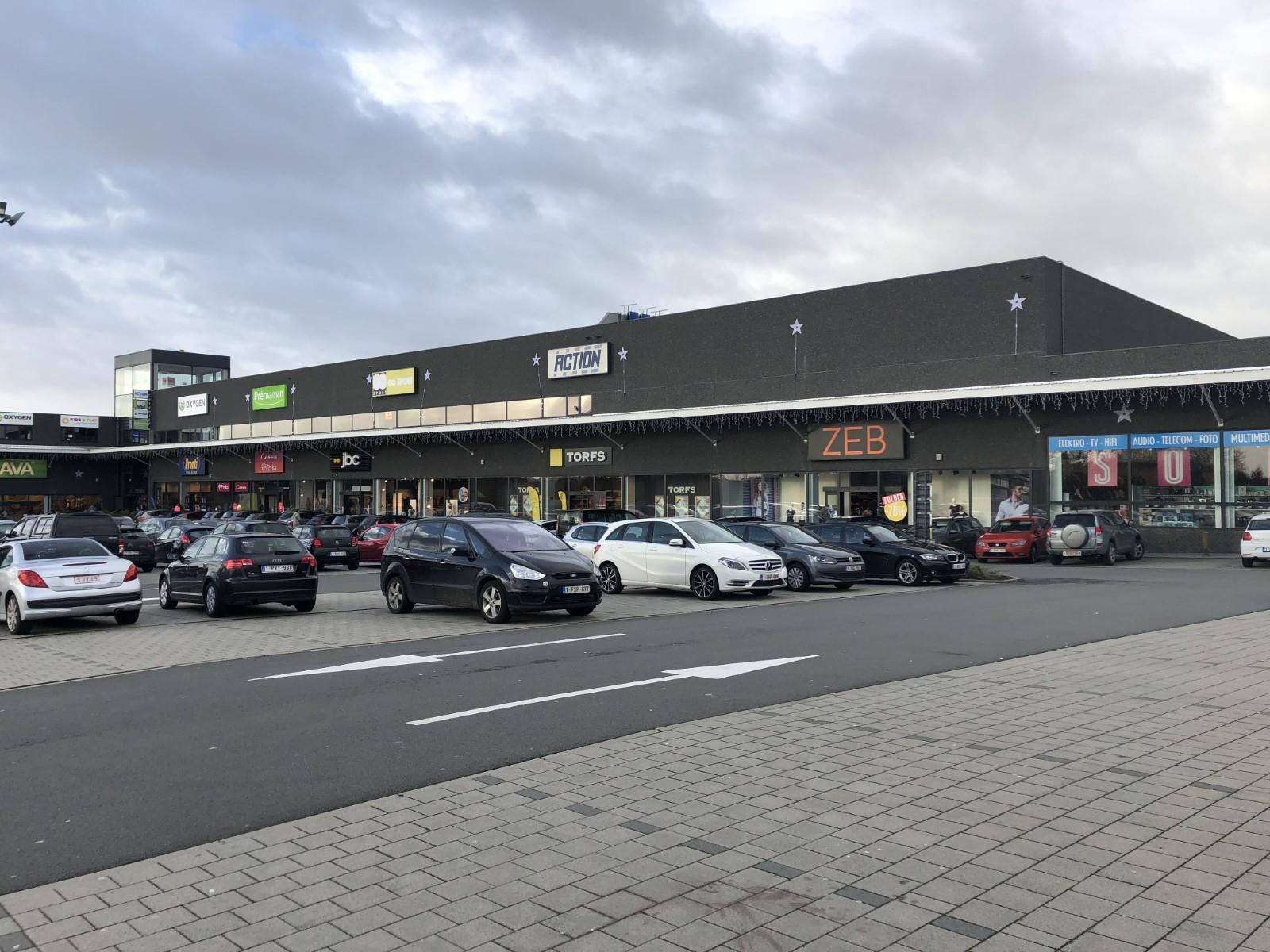 commercieel centrum te huur R1497(B) Westerring 45