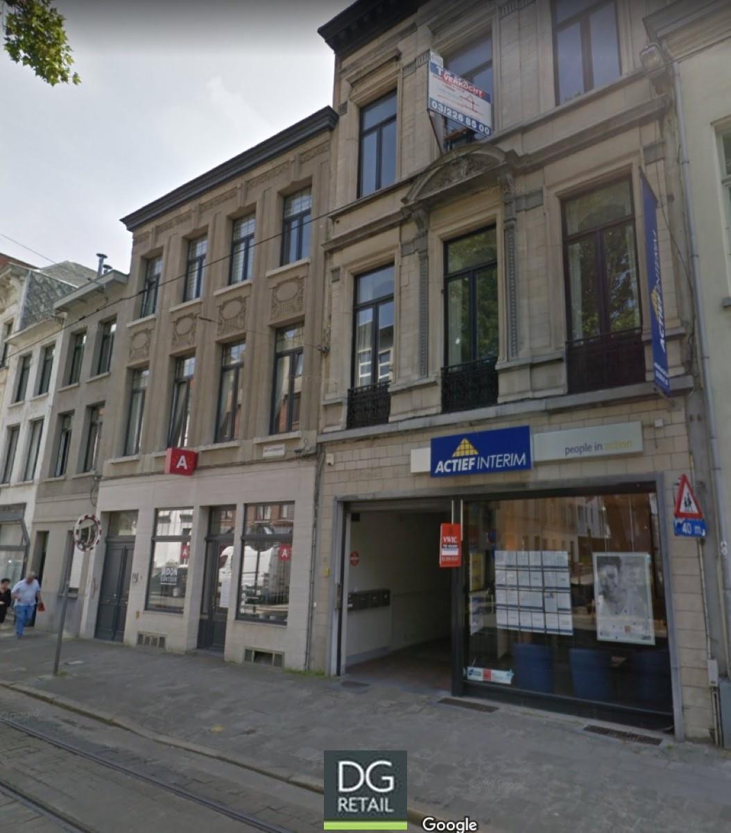 commercieel gelijkvloers te koop R1500 Sint-Jacobsmarkt 40
