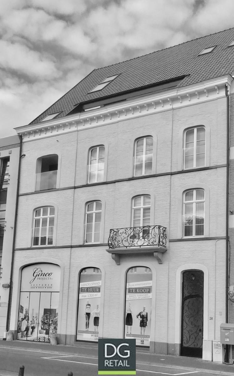 commercieel gelijkvloers te huur R1509 Hasseltsestraat 28