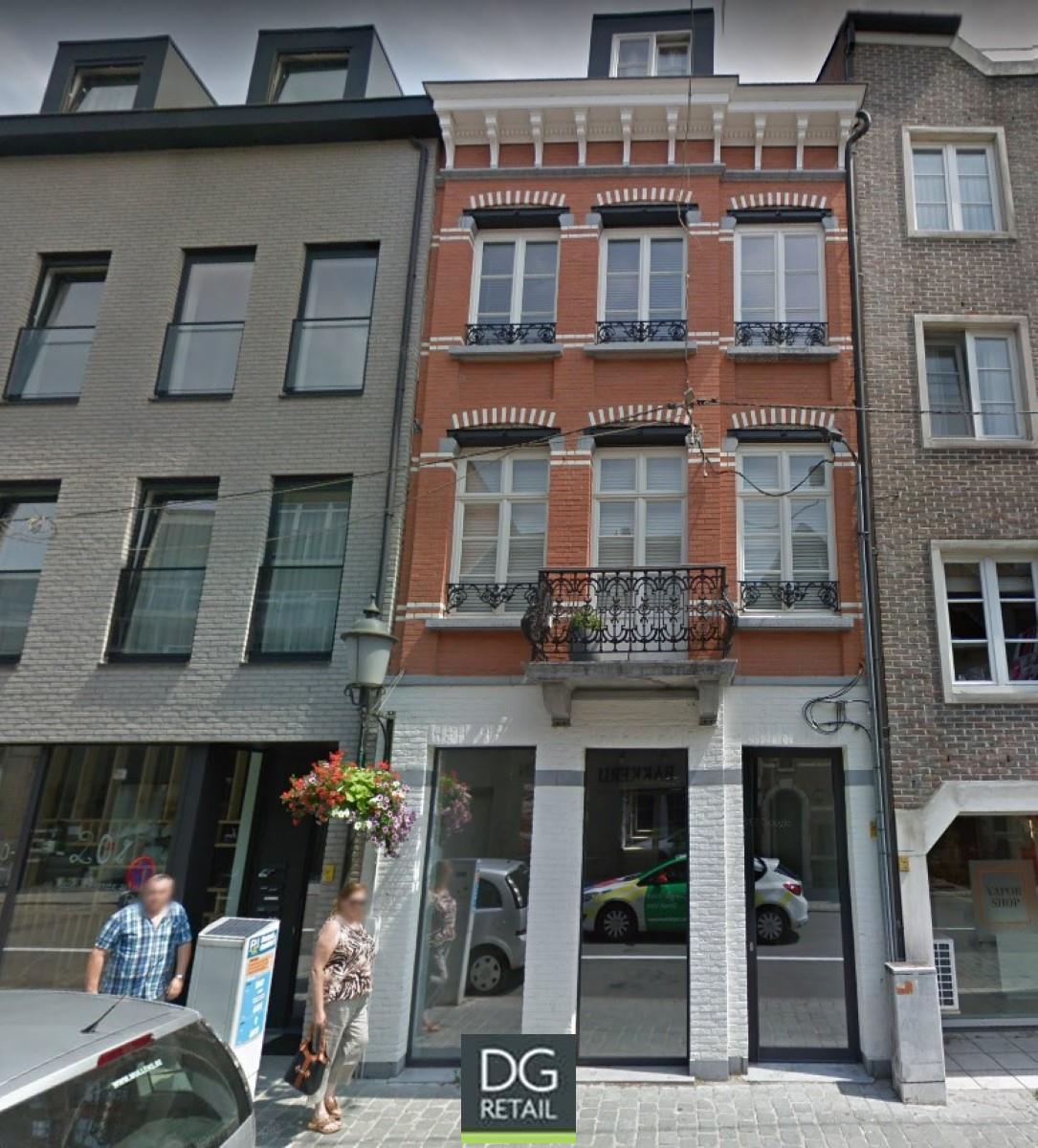 commercieel gelijkvloers te huur R1510 Hasseltsestraat  54