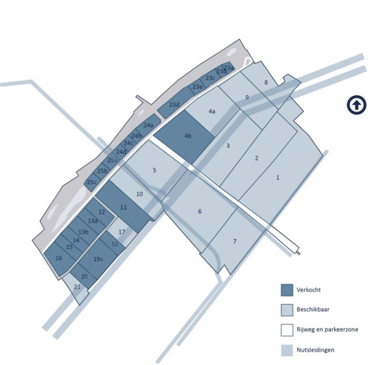 Industrieel terrein te koop Perceel 1 - Langerbruggekaai , 9000 Gent, België 3