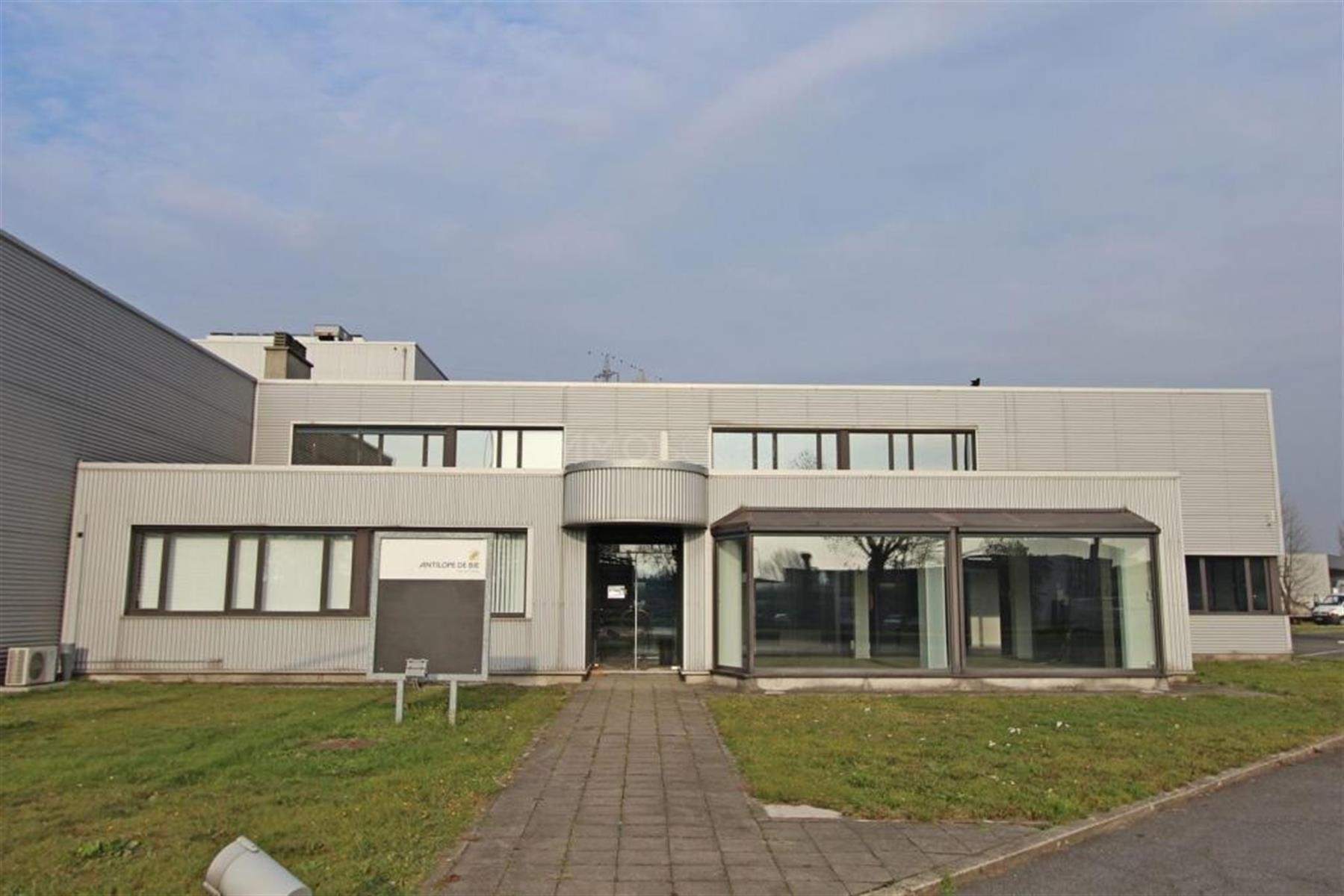 industrieel gebouw te huur I101 Industriestraat 5