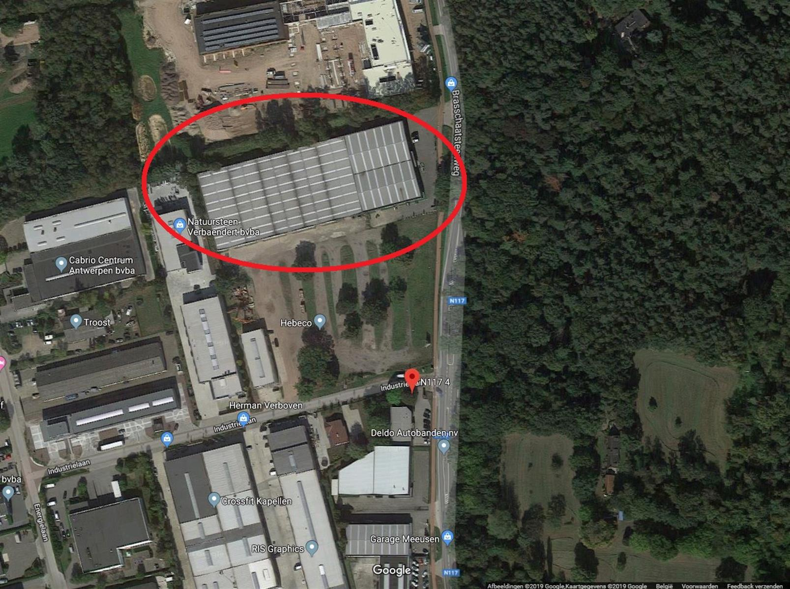 opslagplaats verhuurd I118 (Unit 1) Essensteenweg 4