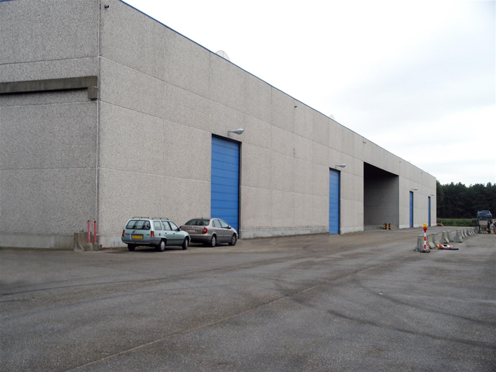 industrieel gebouw te huur KMO UNIT 1620m² MEERDERE LOADING DOCKS te KAPELLEN (B002) 1640m² - 2950 Kapellen, België 8
