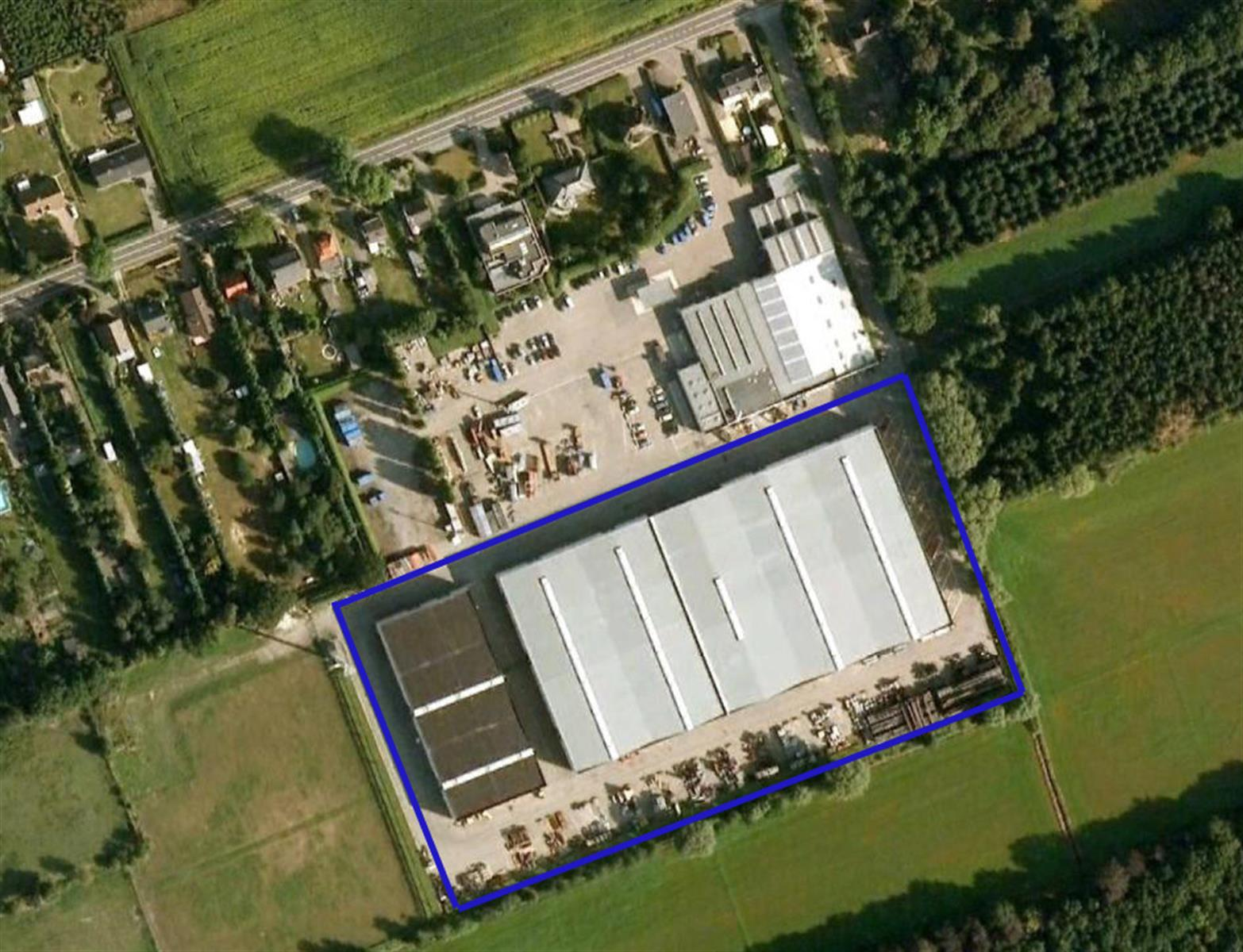 industrieel gebouw te huur KMO UNIT 1620m² MEERDERE LOADING DOCKS te KAPELLEN (B002) 1640m² - 2950 Kapellen, België 6