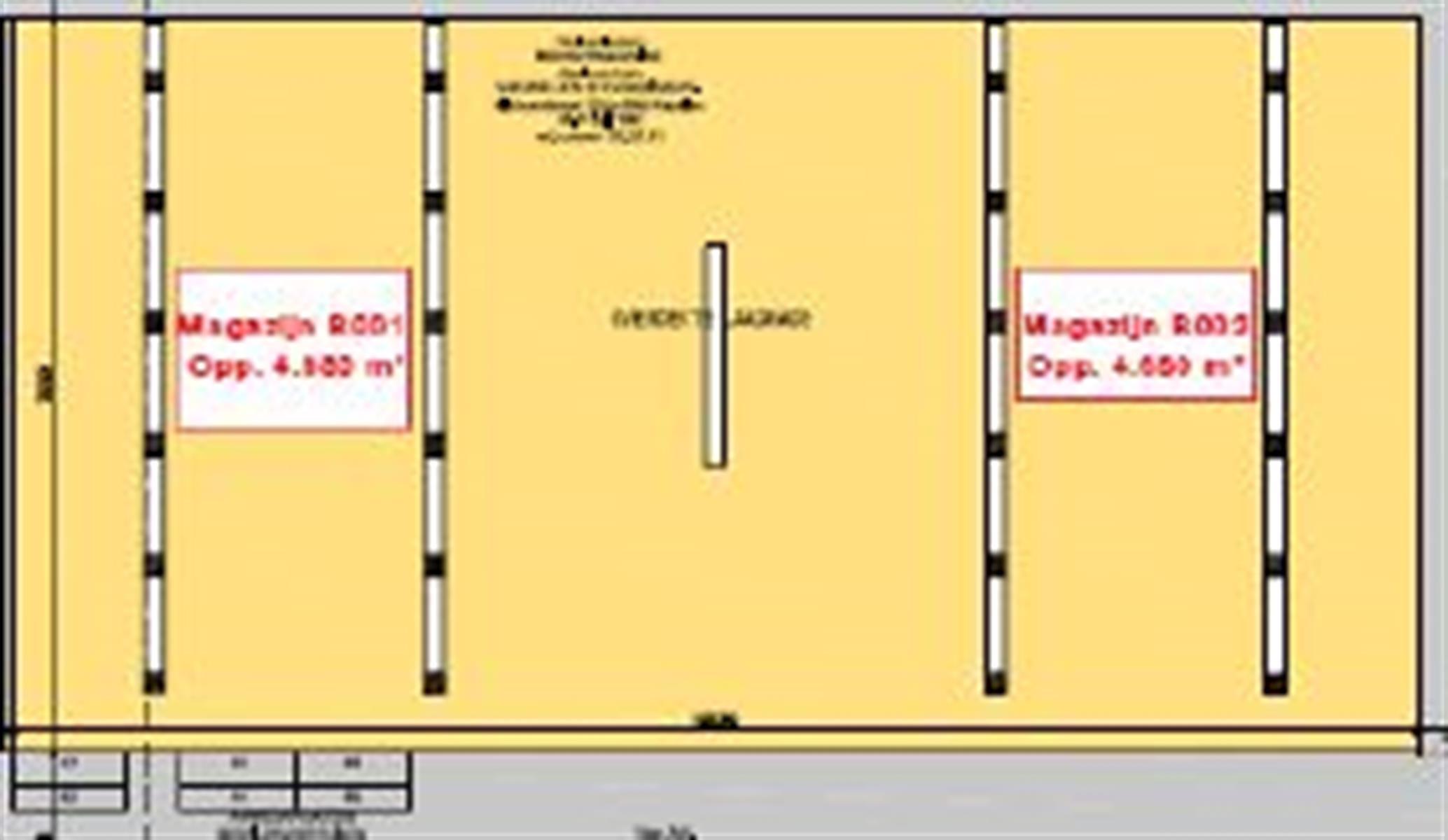 industrieel gebouw te huur KMO UNIT 1620m² MEERDERE LOADING DOCKS te KAPELLEN (B002) 1640m² - 2950 Kapellen, België 2