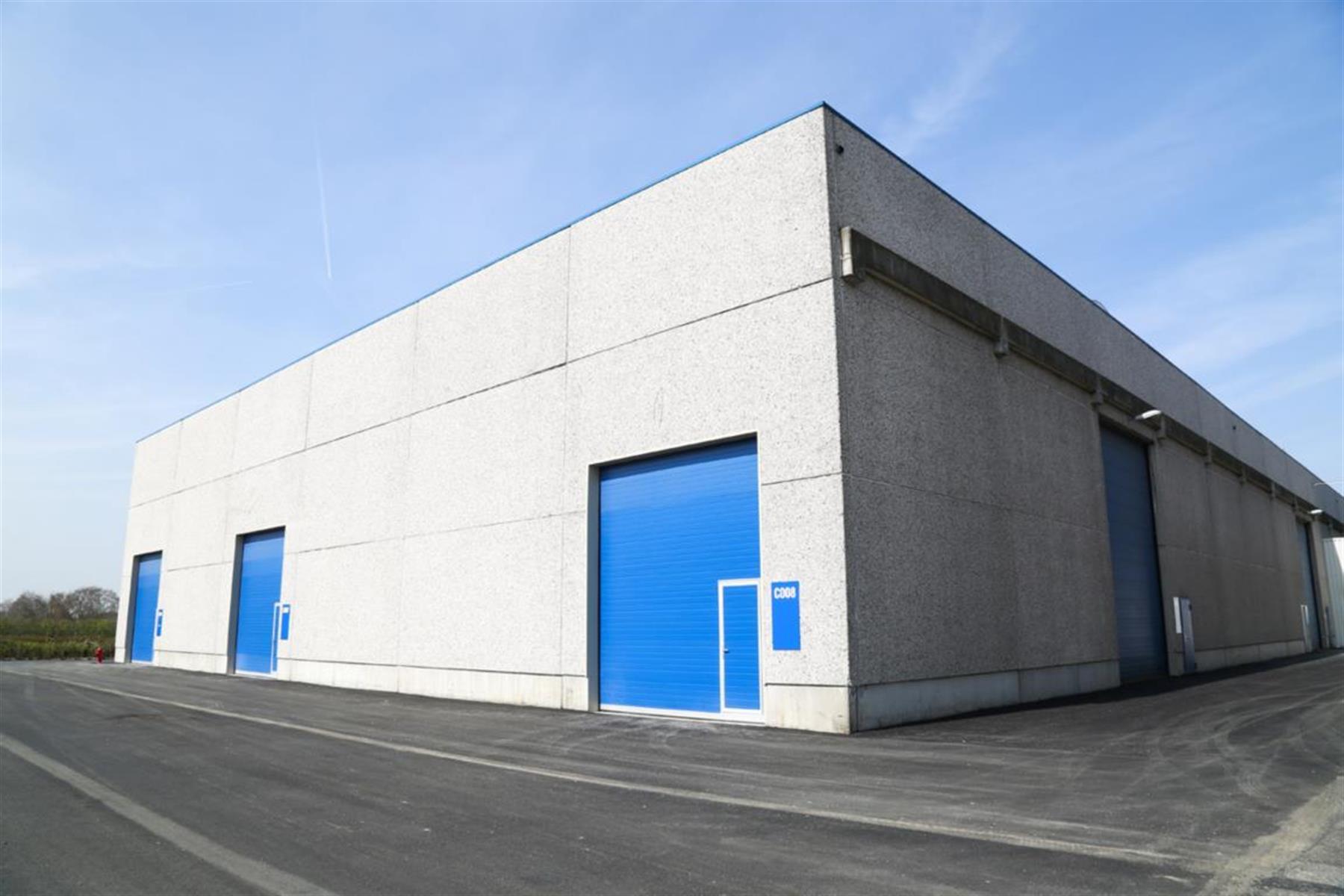 industrieel gebouw te huur KMO UNIT 1620m² MEERDERE LOADING DOCKS te KAPELLEN (B002) 1640m² - 2950 Kapellen, België 10