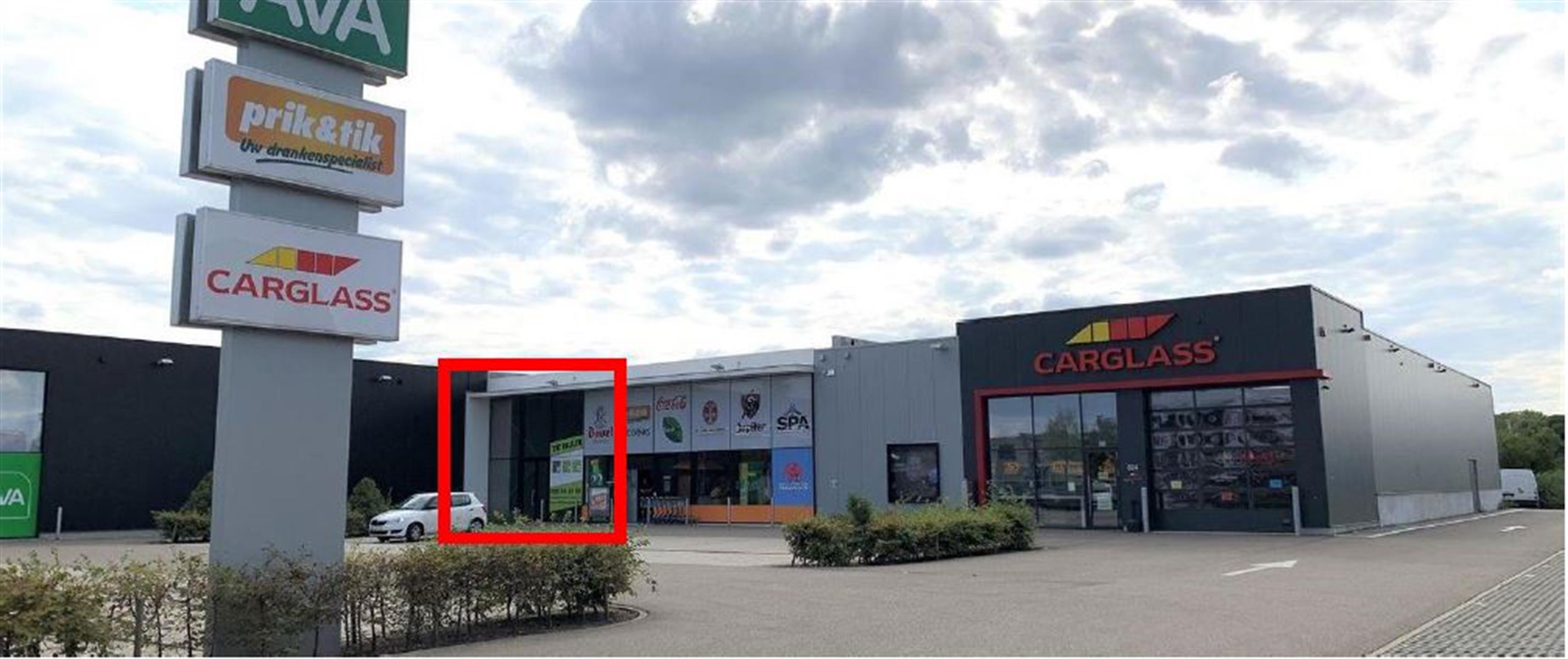 opslagplaats te huur Opslagruimte Handelsruimte Te Huur - 3630 Maasmechelen, België 2