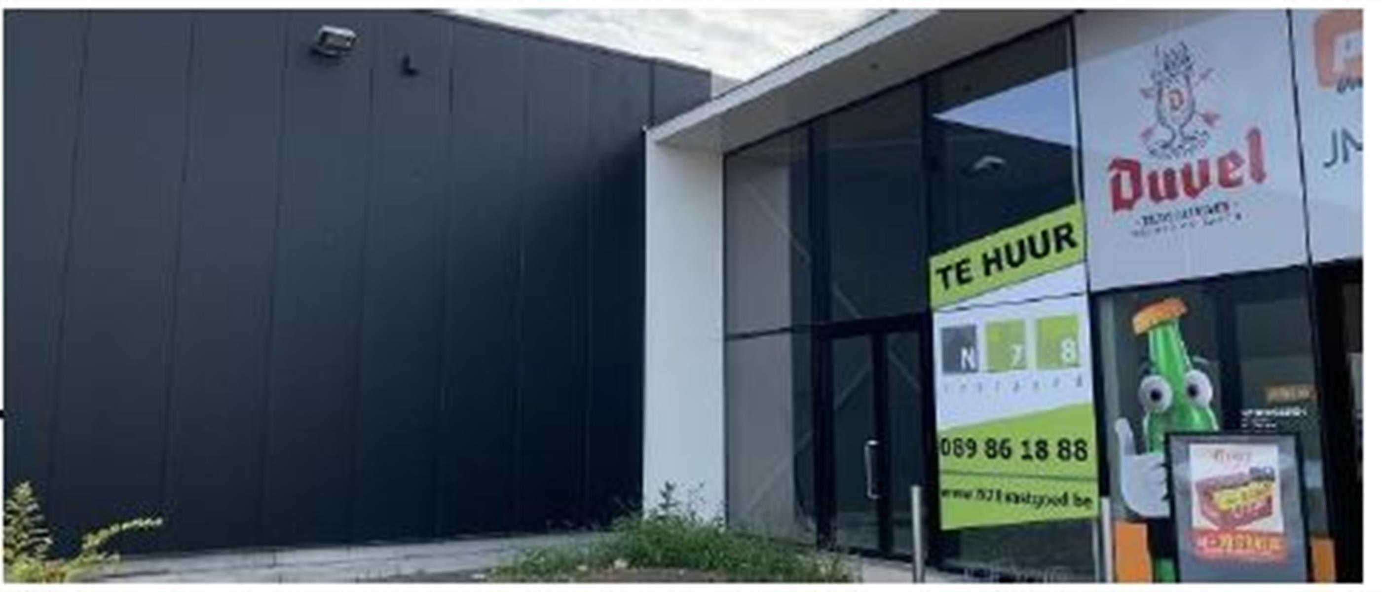 opslagplaats te huur Opslagruimte Handelsruimte Te Huur - 3630 Maasmechelen, België 3