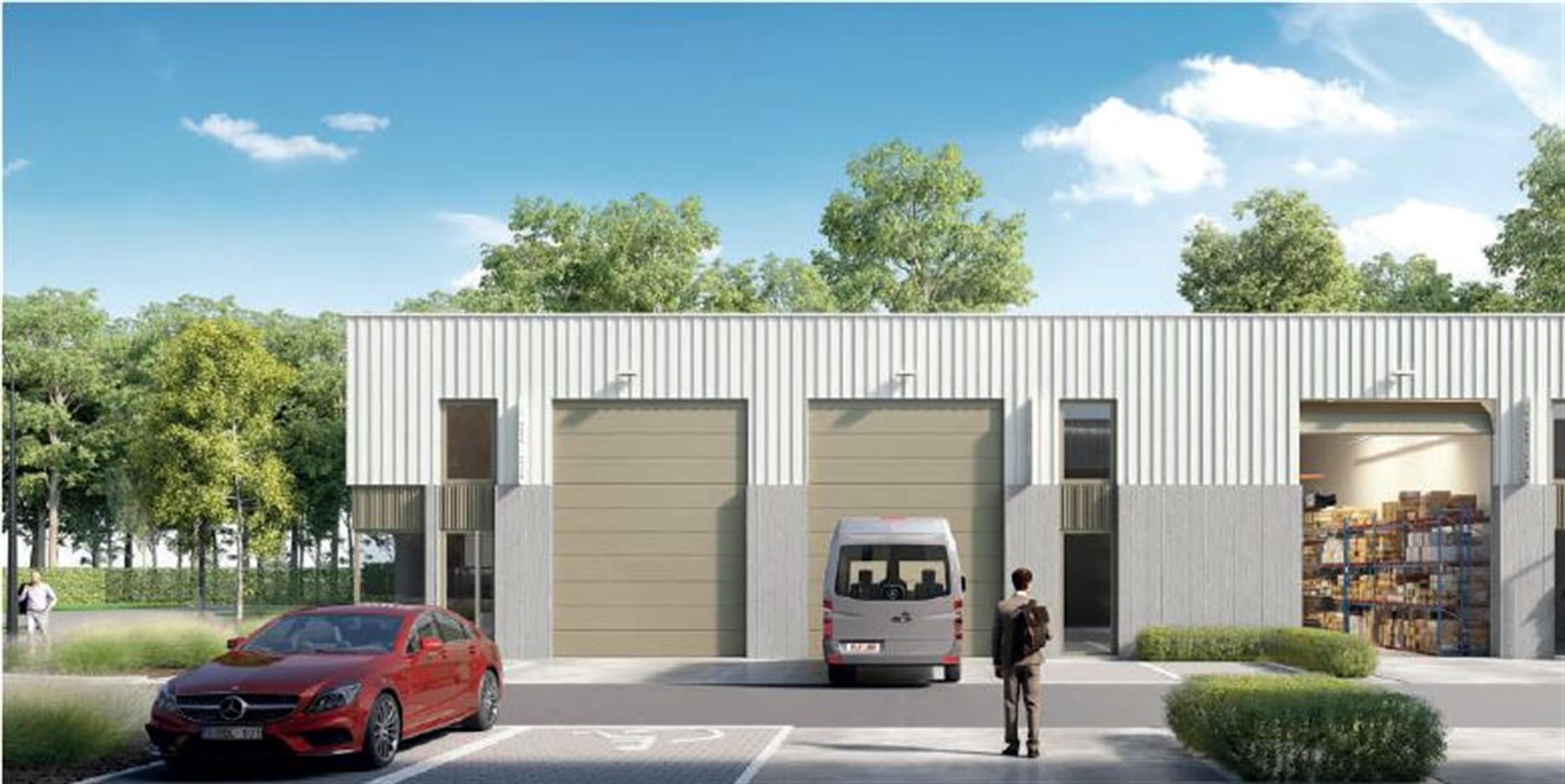 KMO-unit te koop Bollaarpark Lier - 2500 Lier, België 4