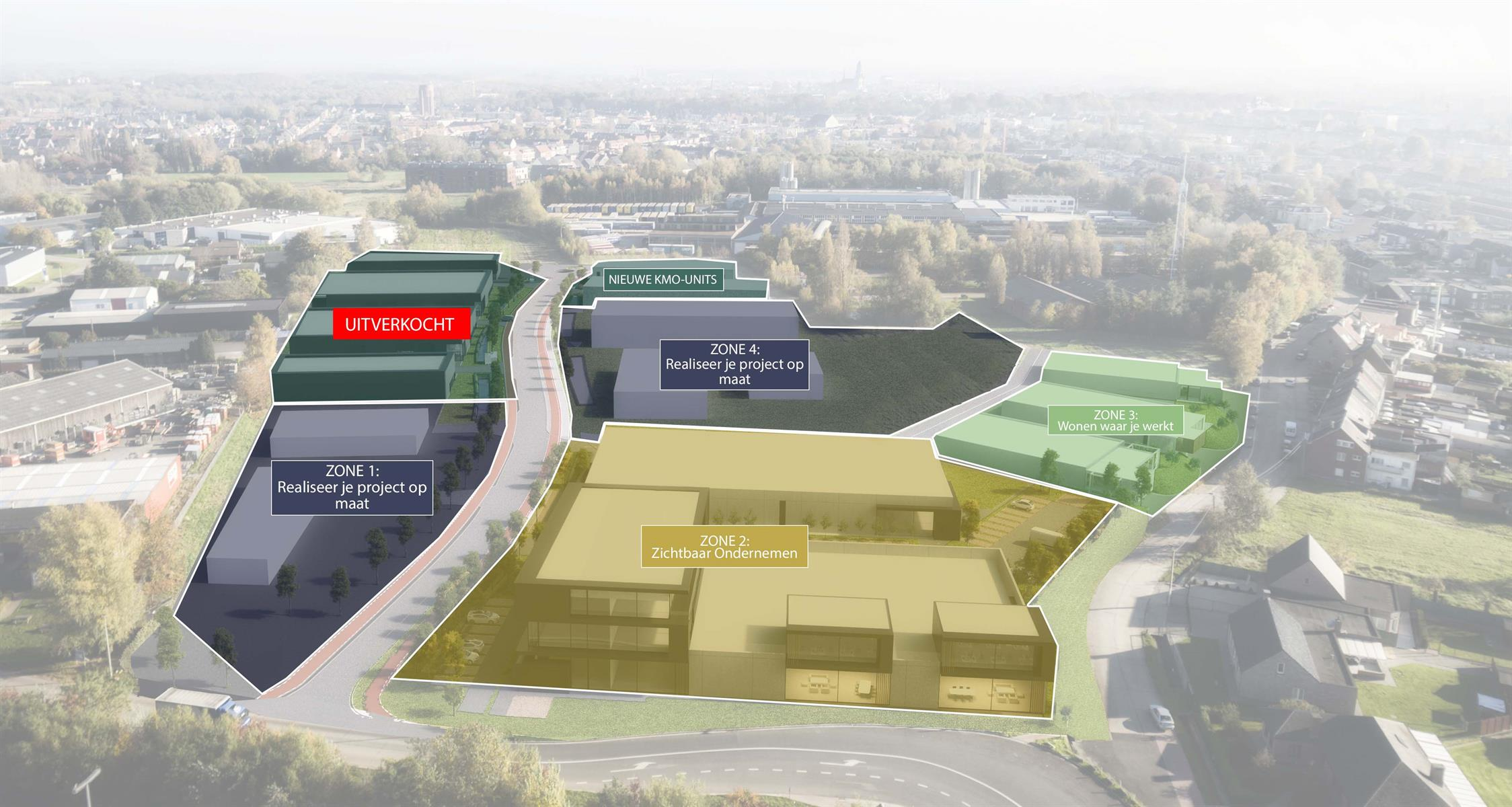 KMO-unit te koop Bollaarpark Lier - 2500 Lier, België 8