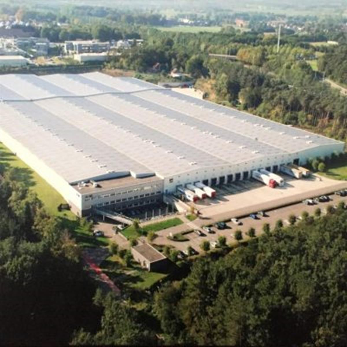KMO-unit te koop Bedrijvenpark LAAR 26 LUMMEN UNIT40 Bosstraat 52