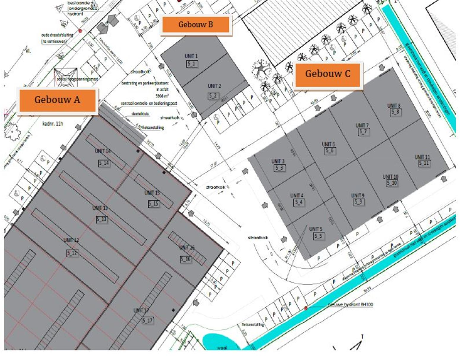 KMO-unit te koop UNIT11 Halfstraat 5
