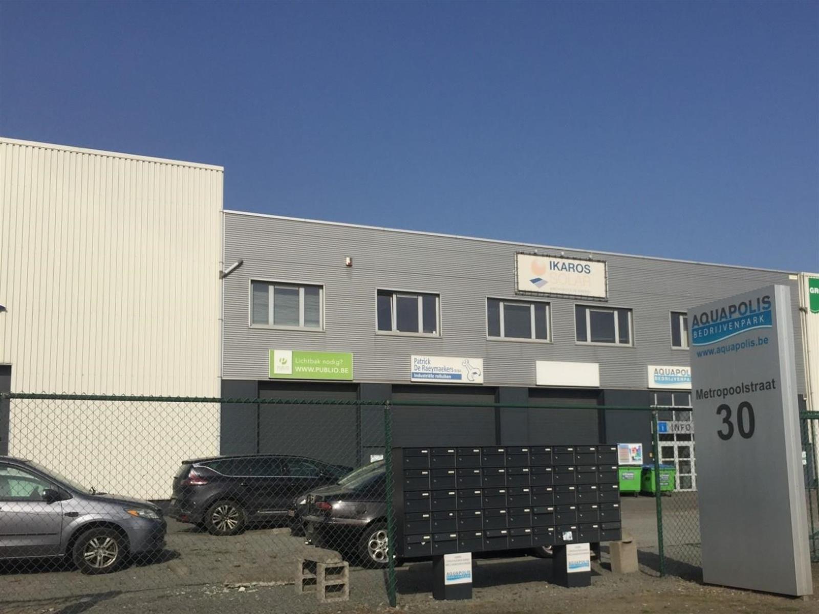 KMO-unit te huur Unit 2.3.1 Metropoolstraat 30