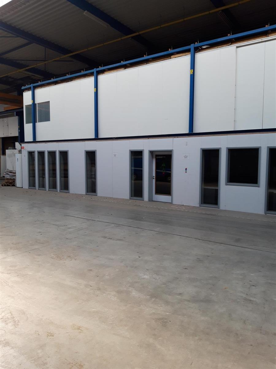 KMO-unit te huur VV2005 Magazijn 30B - 2320 Hoogstraten, België 12