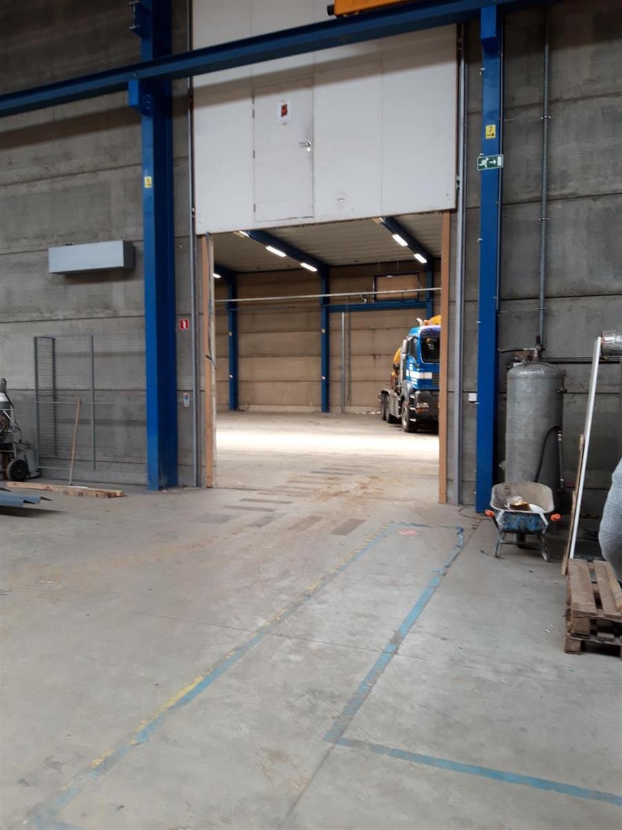 KMO-unit te huur VV2005 Magazijn 30C - 2320 Hoogstraten, België 8