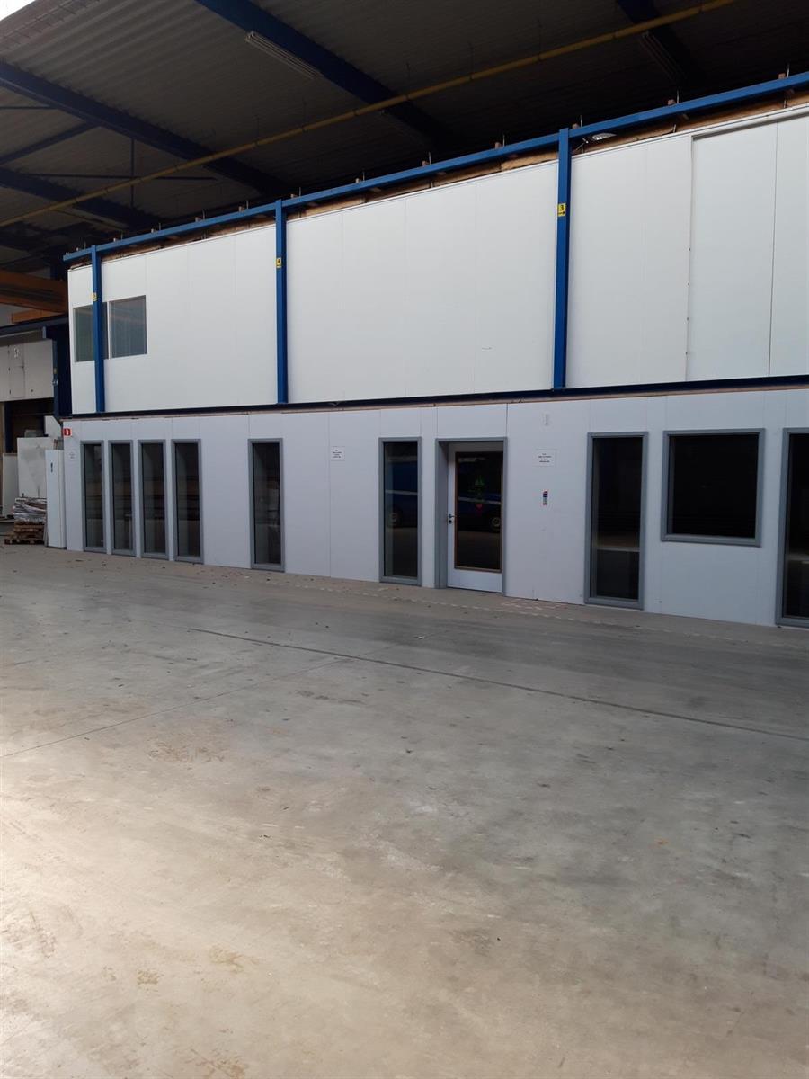 KMO-unit te huur VV2005 Magazijn 30C - 2320 Hoogstraten, België 12