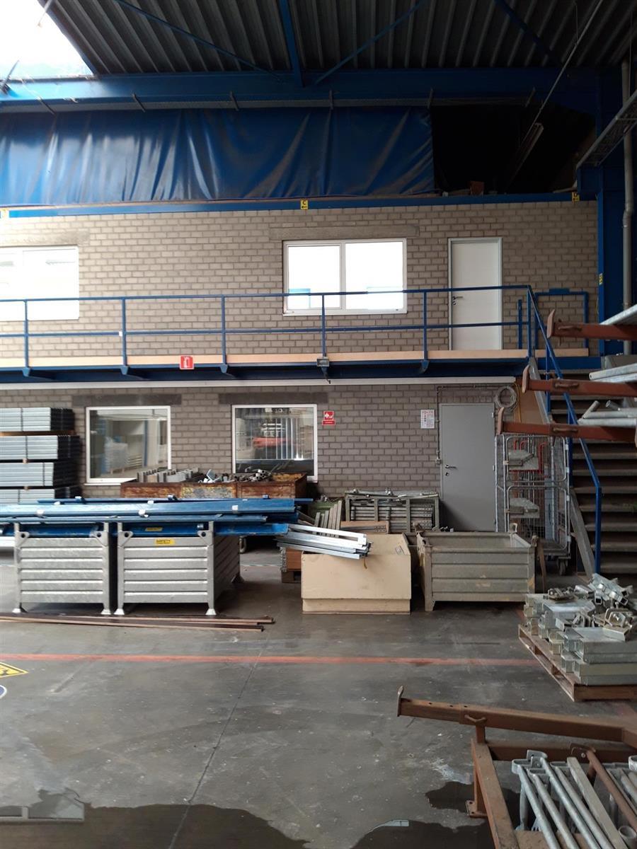KMO-unit te huur VV2005 Magazijn 30C - 2320 Hoogstraten, België 22