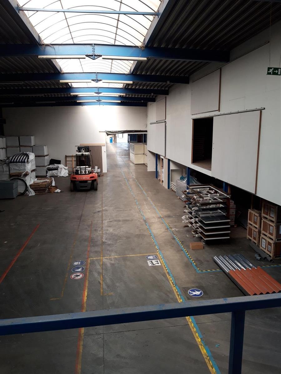 KMO-unit te huur VV2005 Magazijn 30C - 2320 Hoogstraten, België 13