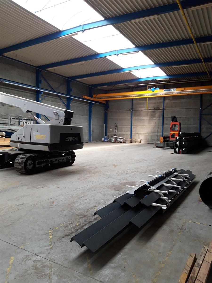 KMO-unit te huur VV2005 Magazijn 30C - 2320 Hoogstraten, België 11