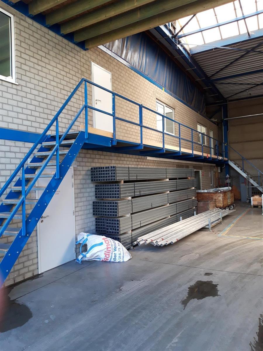 KMO-unit te huur VV2005 Magazijn 30C - 2320 Hoogstraten, België 15
