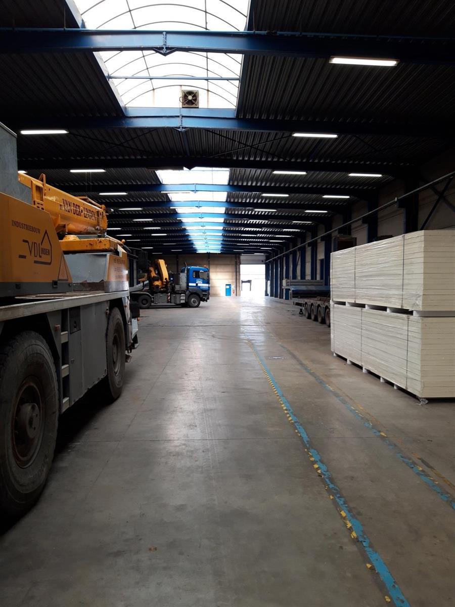 KMO-unit te huur VV2005 Magazijn 30C - 2320 Hoogstraten, België 6