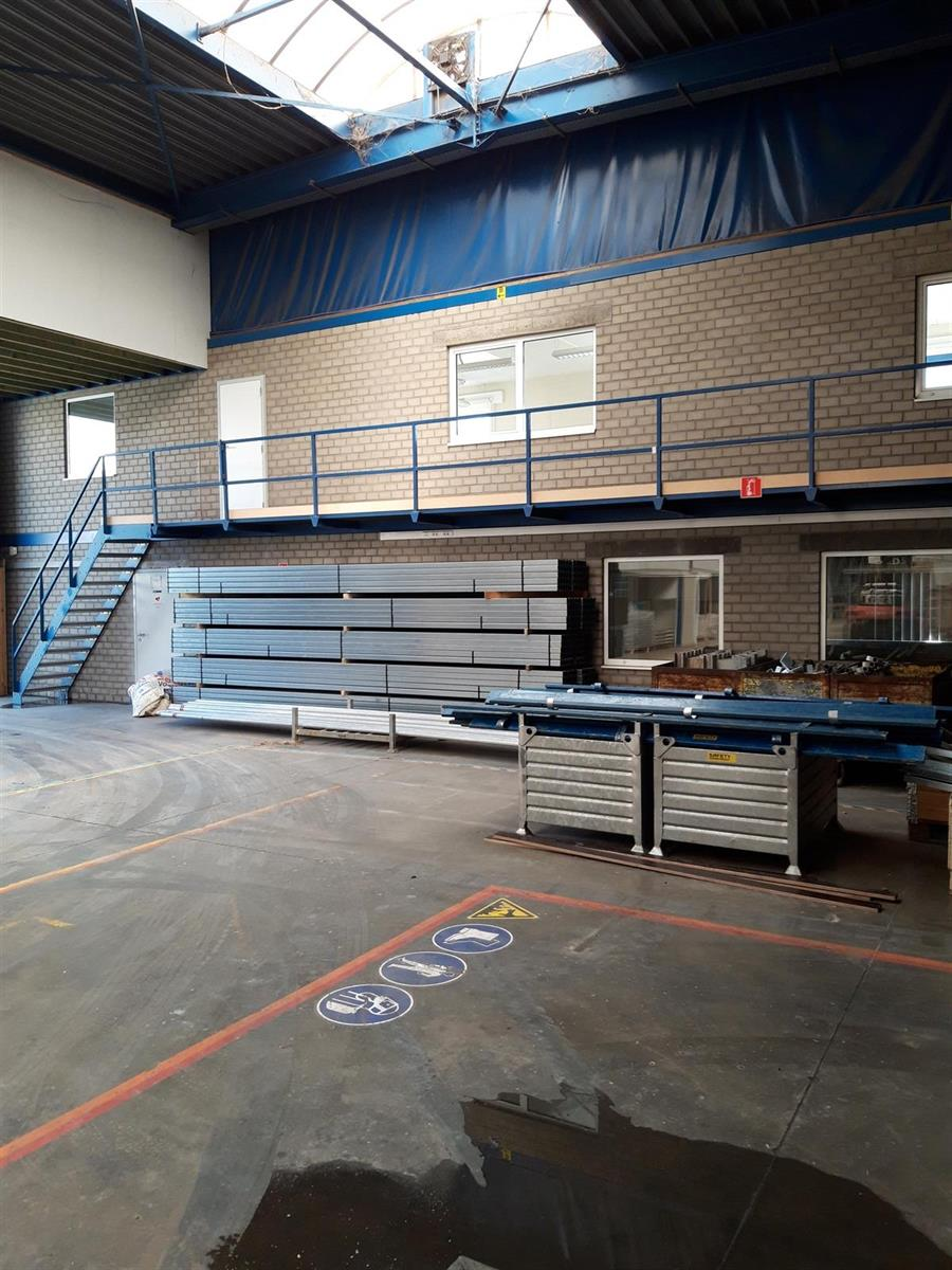 KMO-unit te huur VV2005 Magazijn 30C - 2320 Hoogstraten, België 23