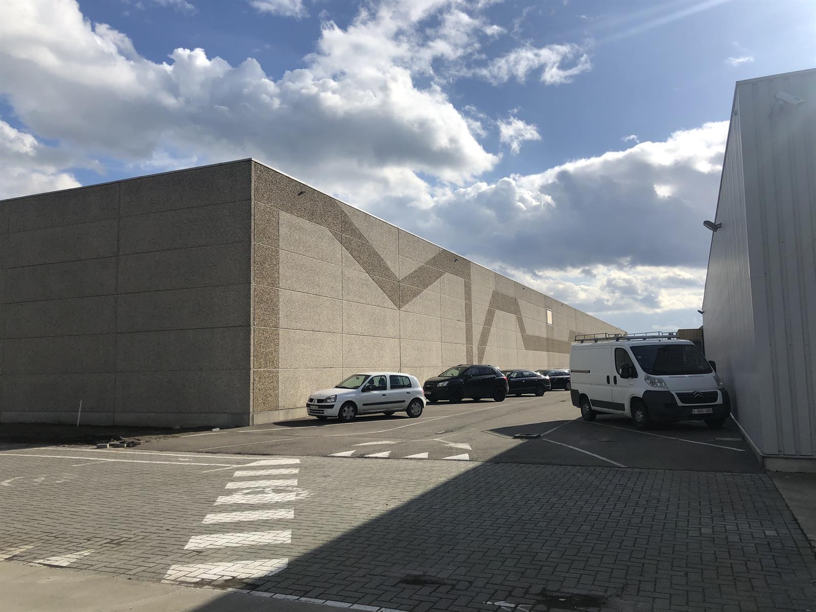 KMO-unit te huur VV2005 Magazijn 30BC - 2320 Hoogstraten, België 4