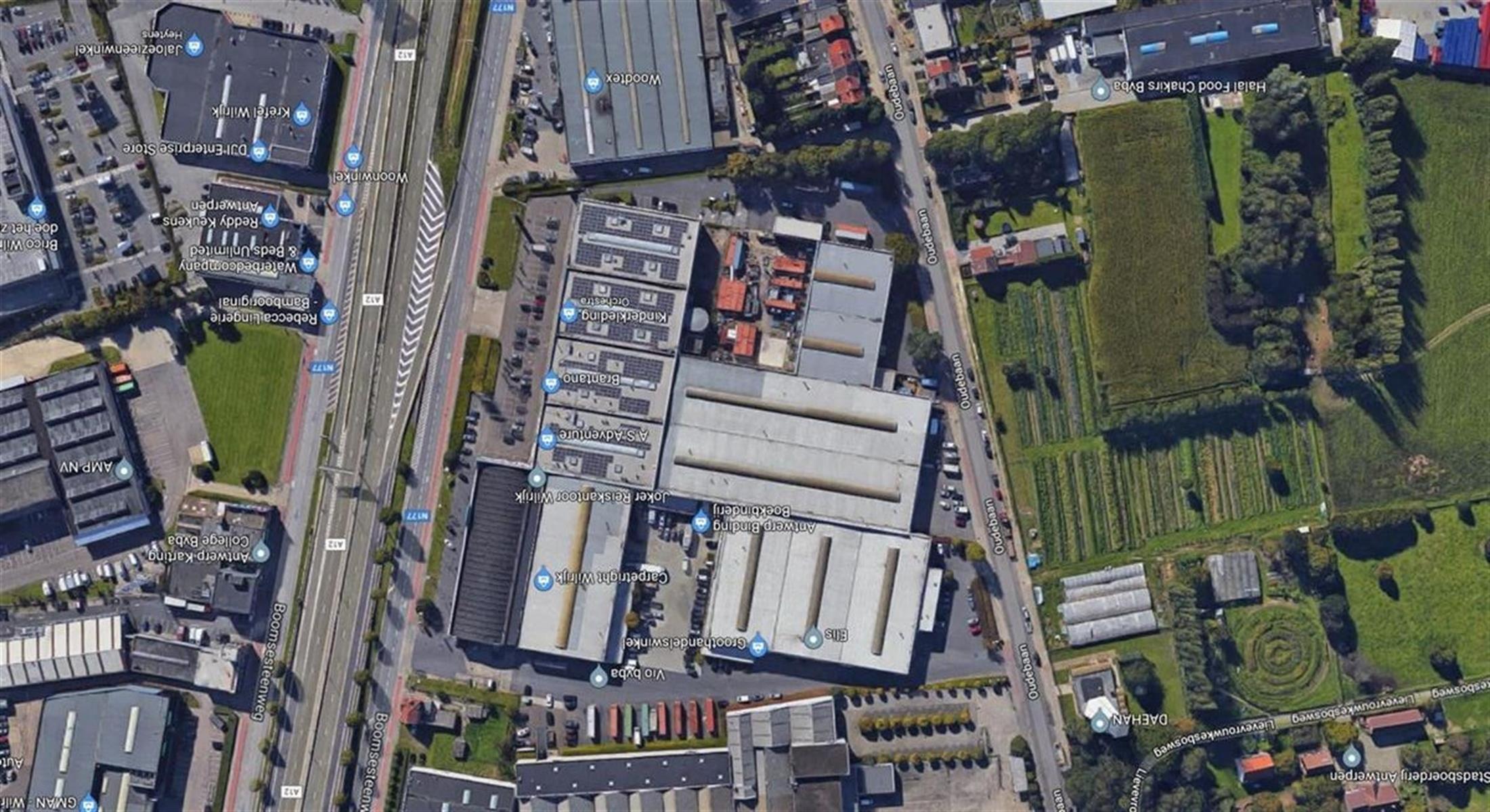 kantoren & magazijn te koop OUDEBAAN 71 WILRIJK - Oudebaan 71, 2610 Antwerpen Wilrijk, België 14