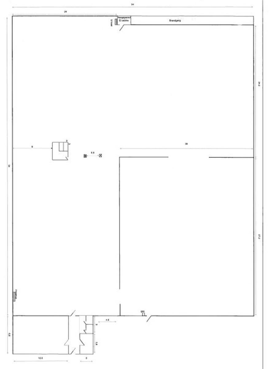 kantoren & magazijn te koop OUDEBAAN 71 WILRIJK - Oudebaan 71, 2610 Antwerpen Wilrijk, België 16
