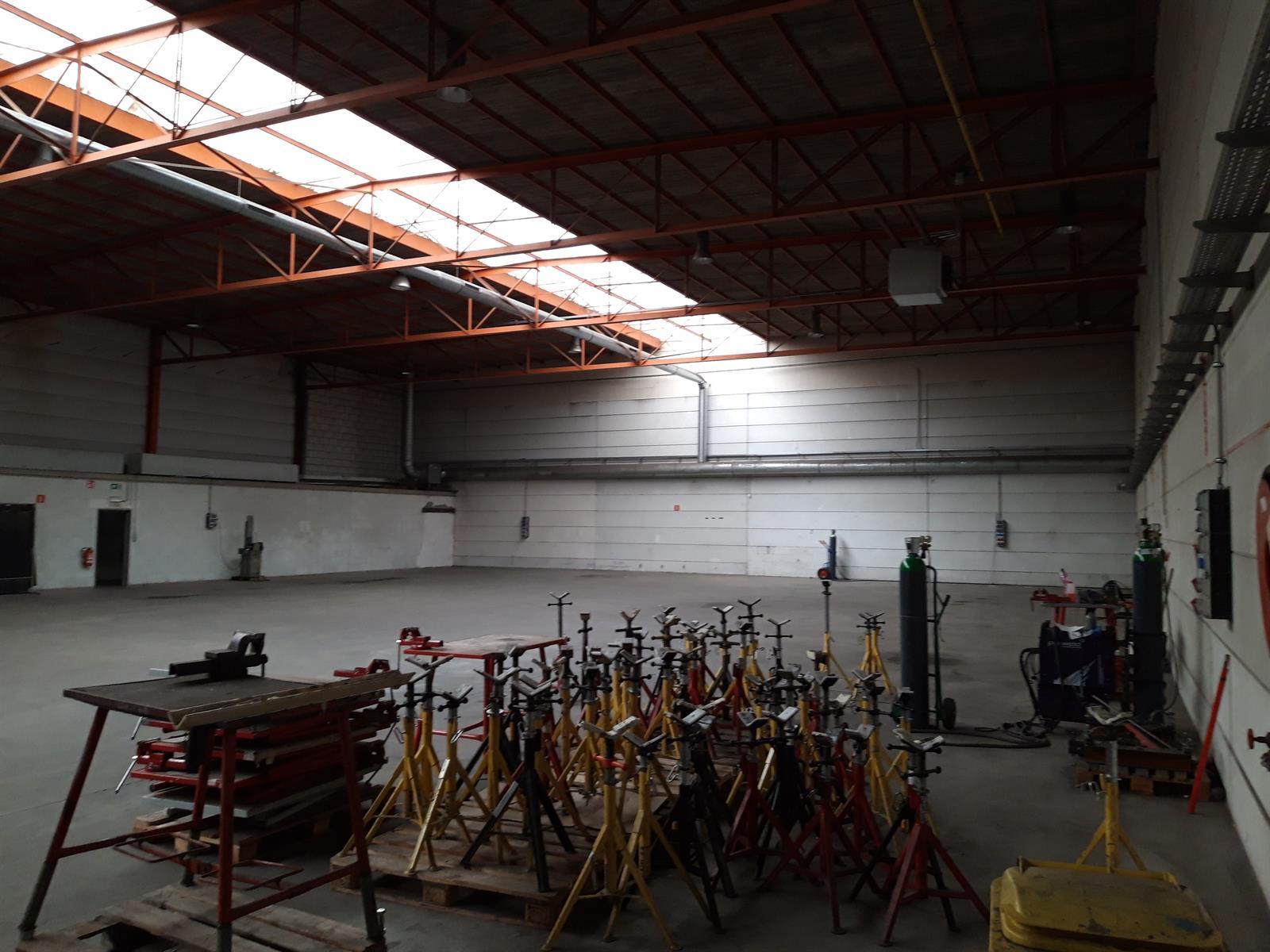 kantoren & magazijn te koop OUDEBAAN 71 WILRIJK - Oudebaan 71, 2610 Antwerpen Wilrijk, België 11