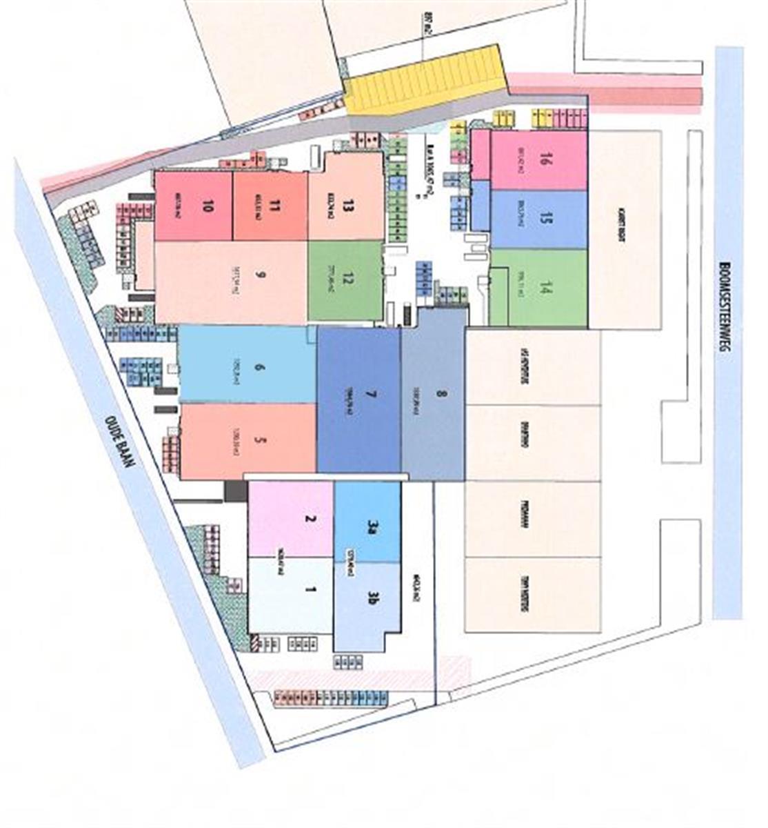 kantoren & magazijn te koop OUDEBAAN 71 WILRIJK - Oudebaan 71, 2610 Antwerpen Wilrijk, België 15