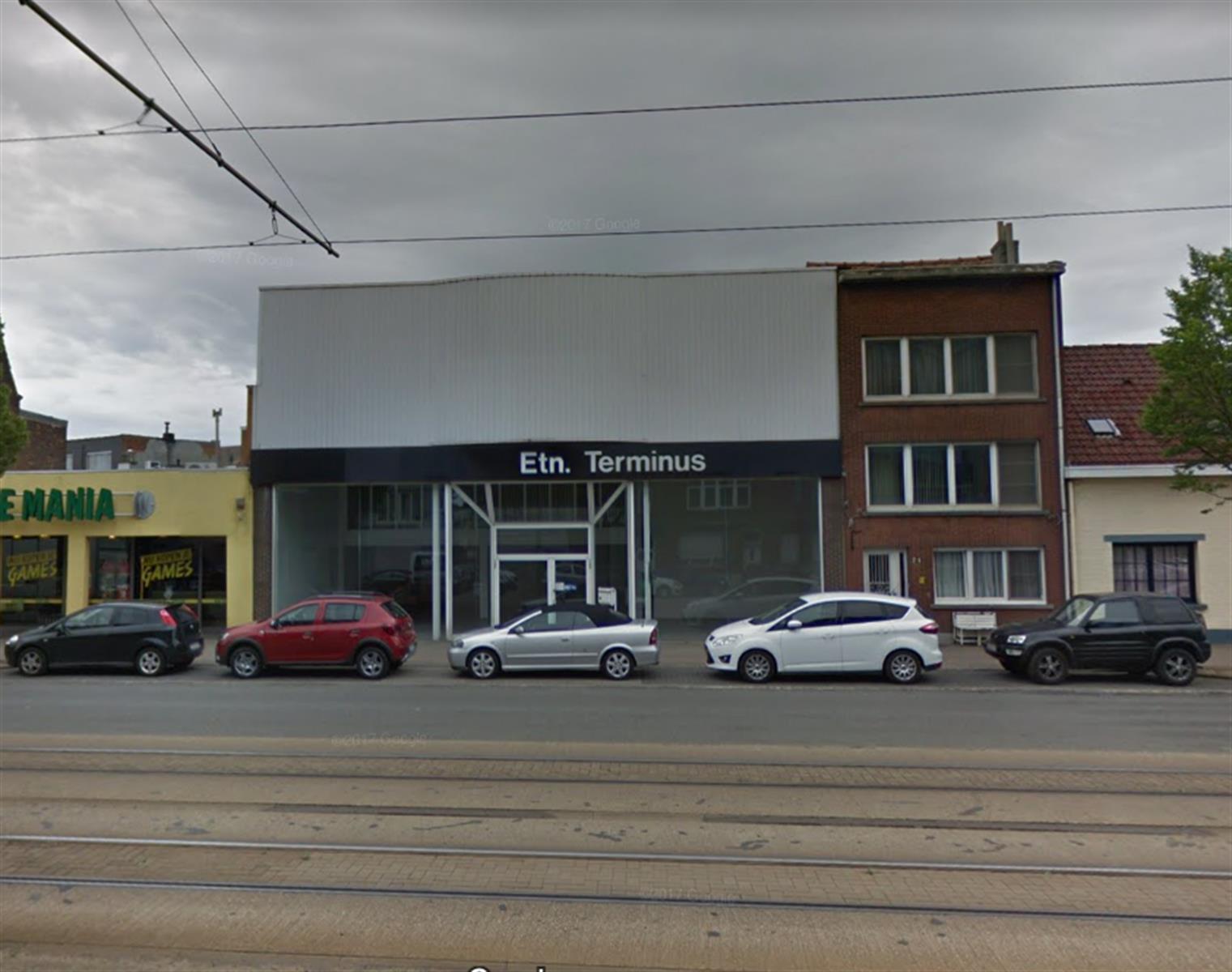 commerciële building te koop ETN TERMINUS BREDABAAN Bredabaan 733-737