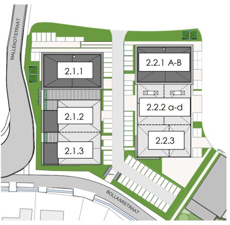 KMO-unit te koop BOLLAARPARK LIER PROJECTGROND OP PLAATS UNIT 2.1.1 - Bollaarstraat 6, 2500 Lier, België 1