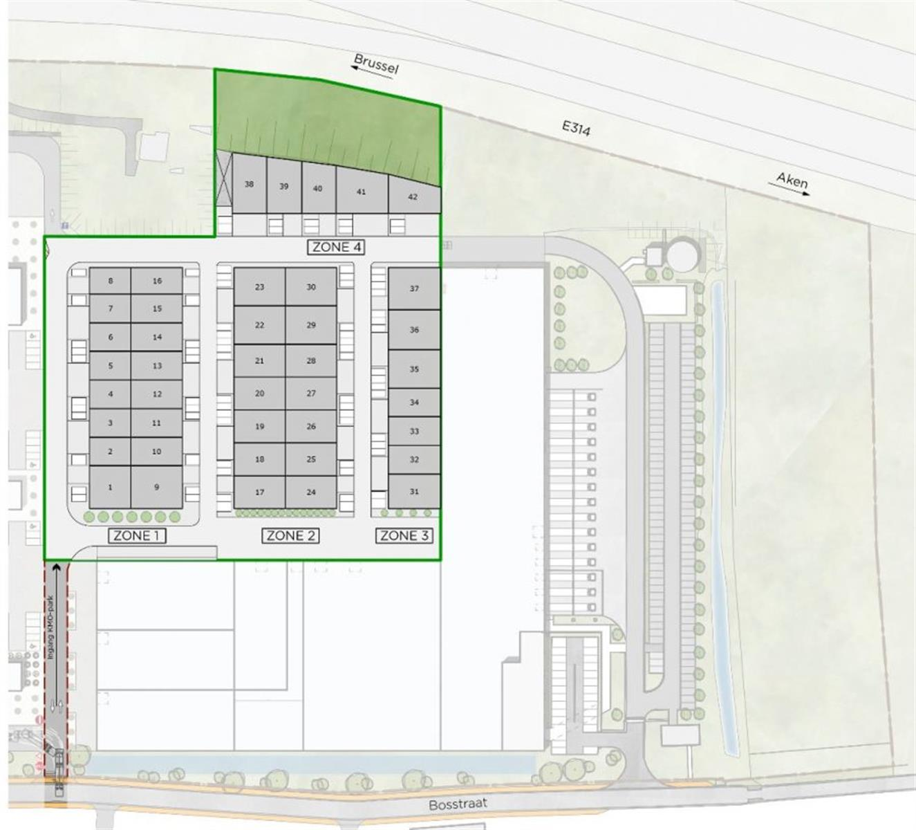 KMO-unit te koop UNIT17 - 3560 Lummen, België 6