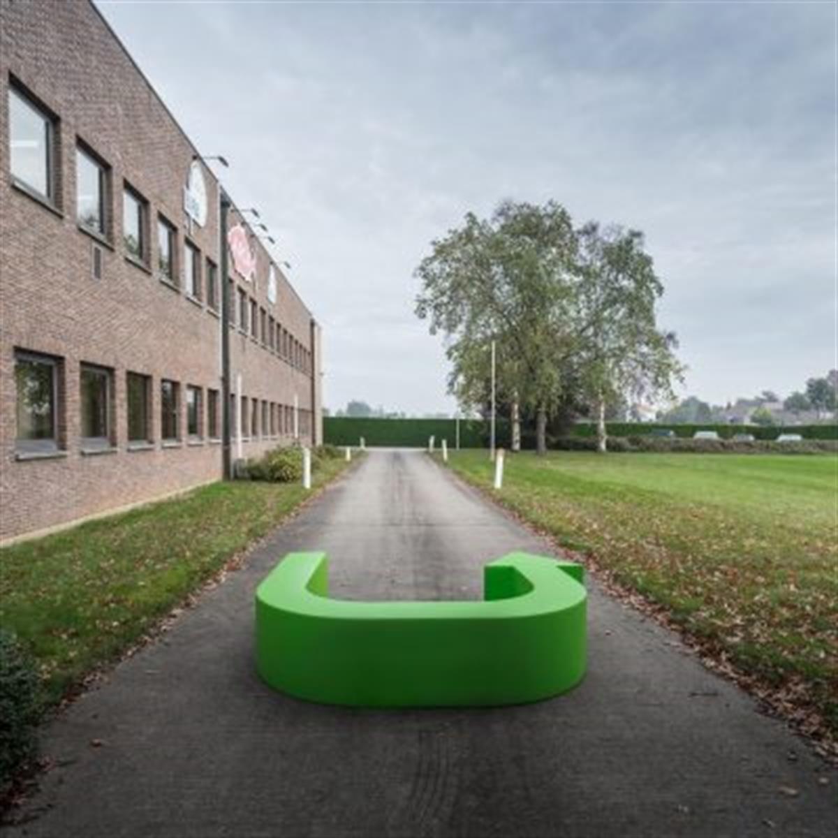 KMO-unit te koop Bedrijvenpark Endepoel LUBBEEK Endepoelstraat 3