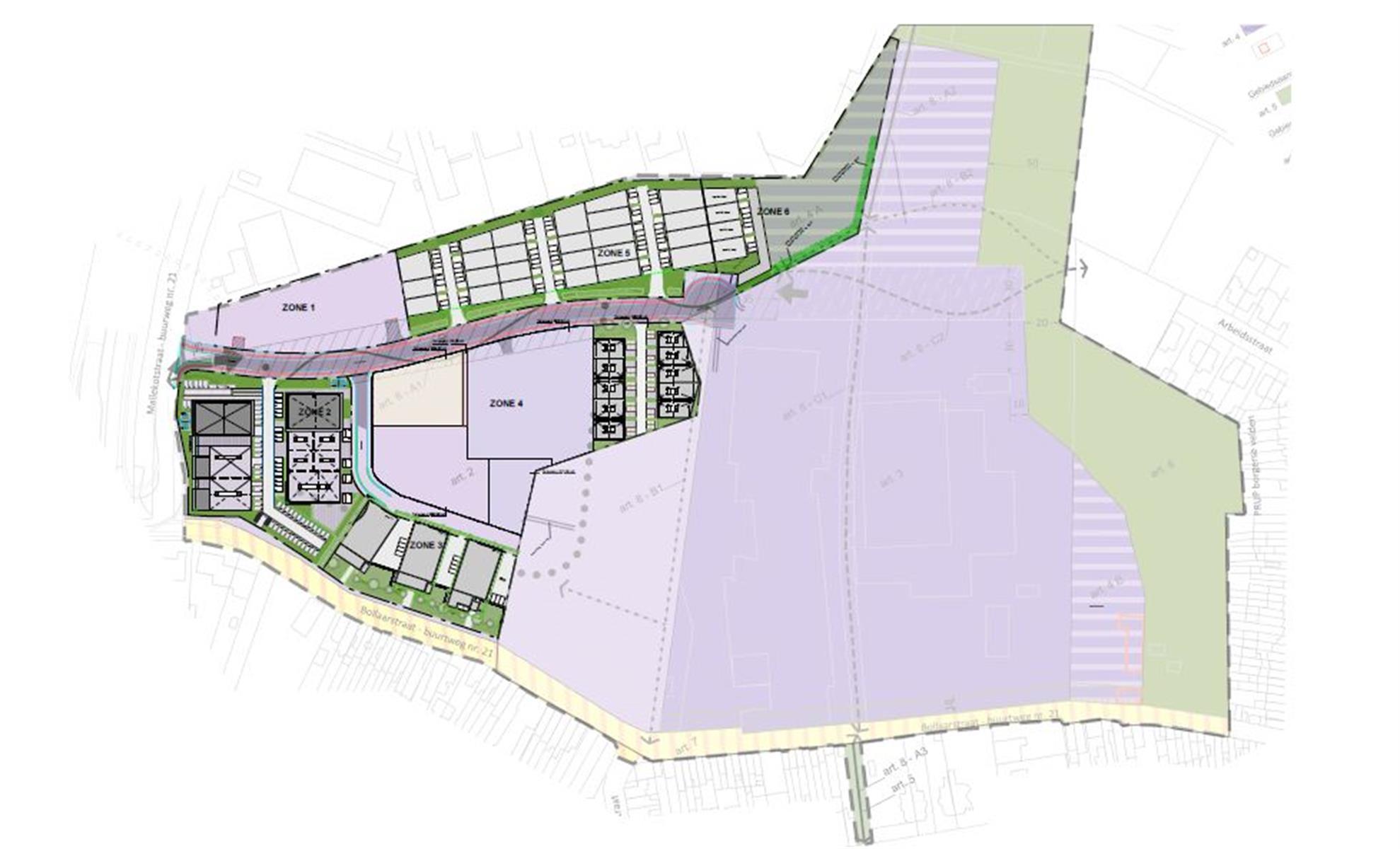 KMO-unit te koop UNIT 6.1.2 - Bollaarstraat 6, 2500 Lier, België 2