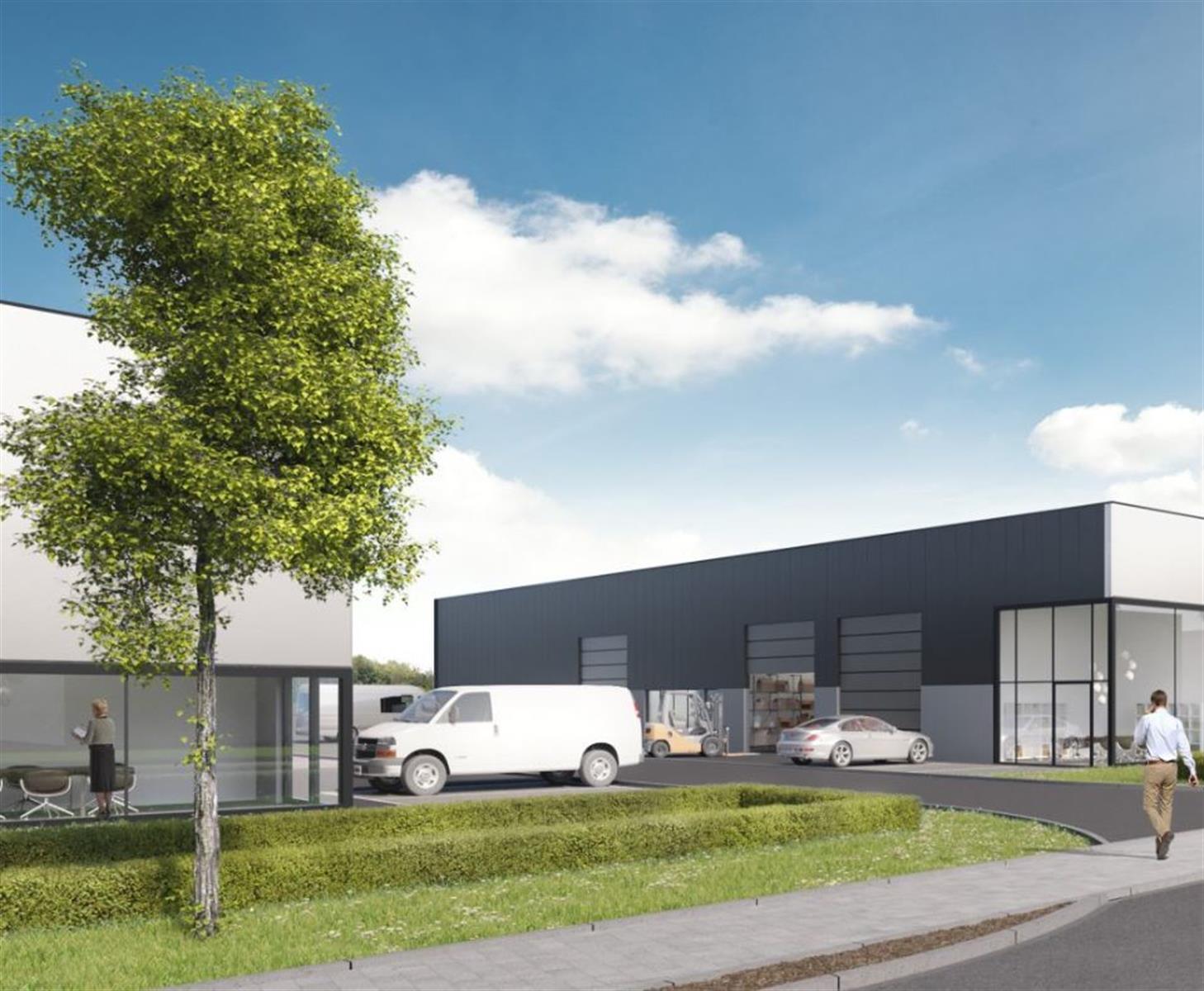 KMO-unit te koop UNIT 6.1.3 - Bollaarstraat 6, 2500 Lier, België 6