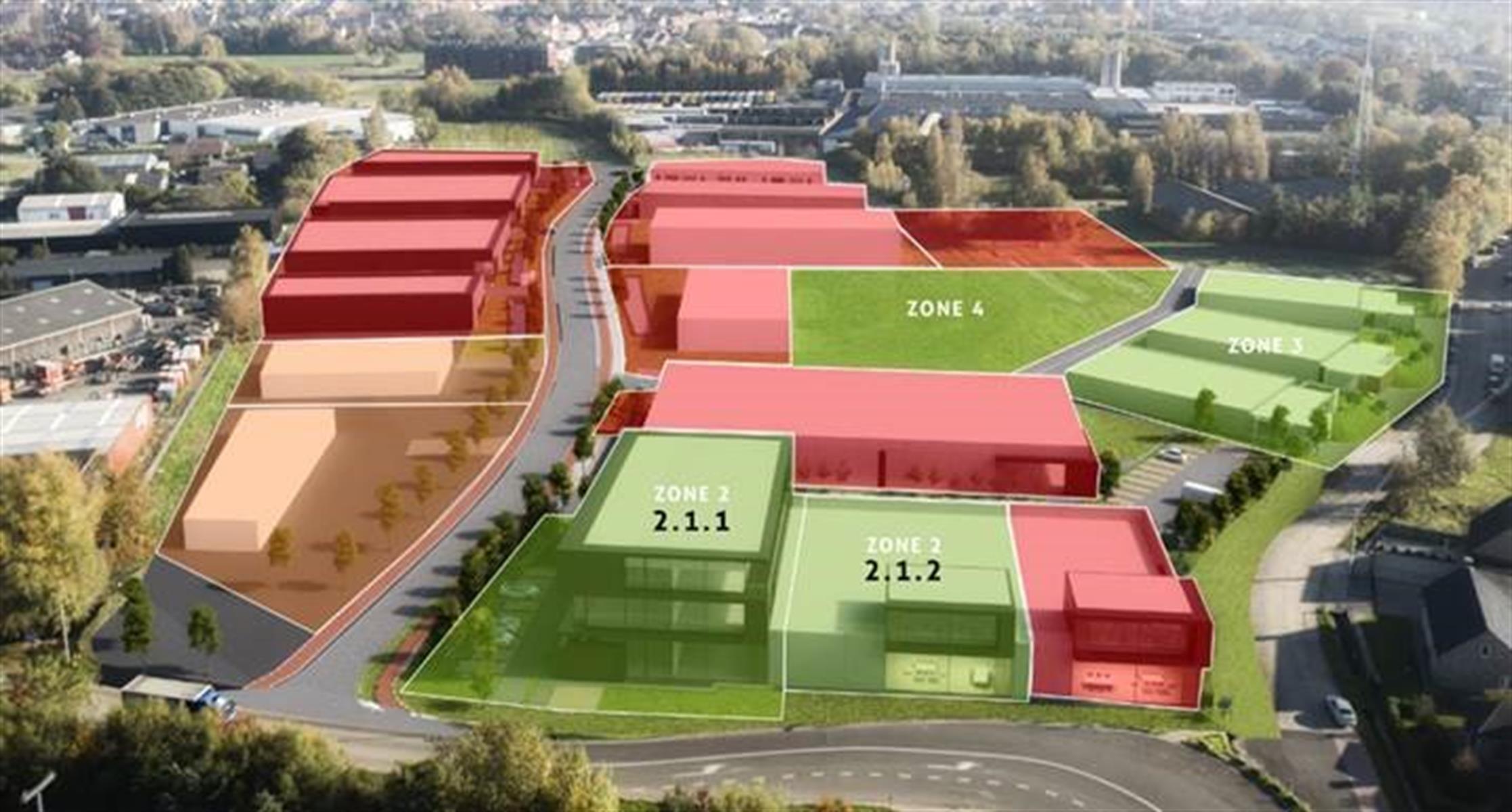 KMO-unit te koop UNIT 6.1.3 - Bollaarstraat 6, 2500 Lier, België 3