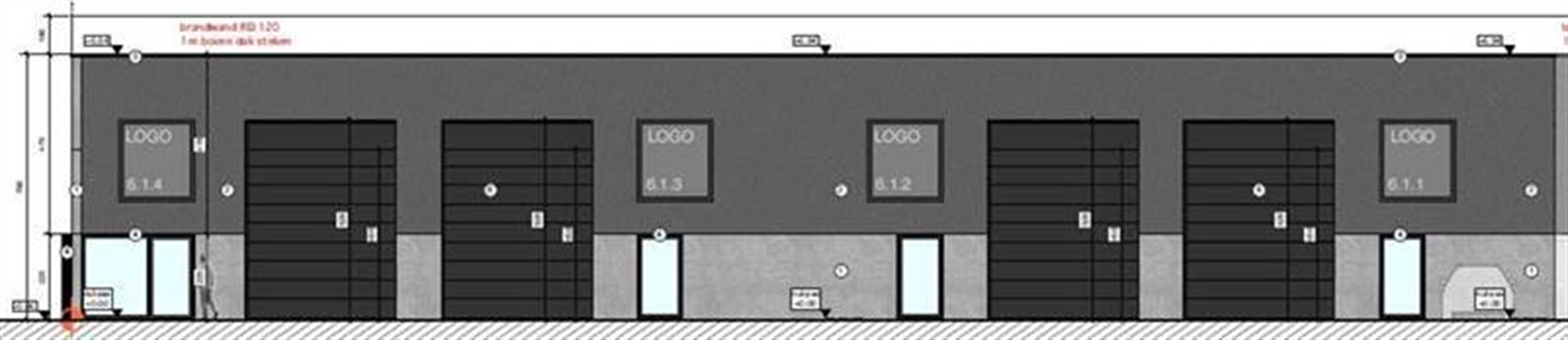 KMO-unit te koop UNIT 6.1.3 - Bollaarstraat 6, 2500 Lier, België 4