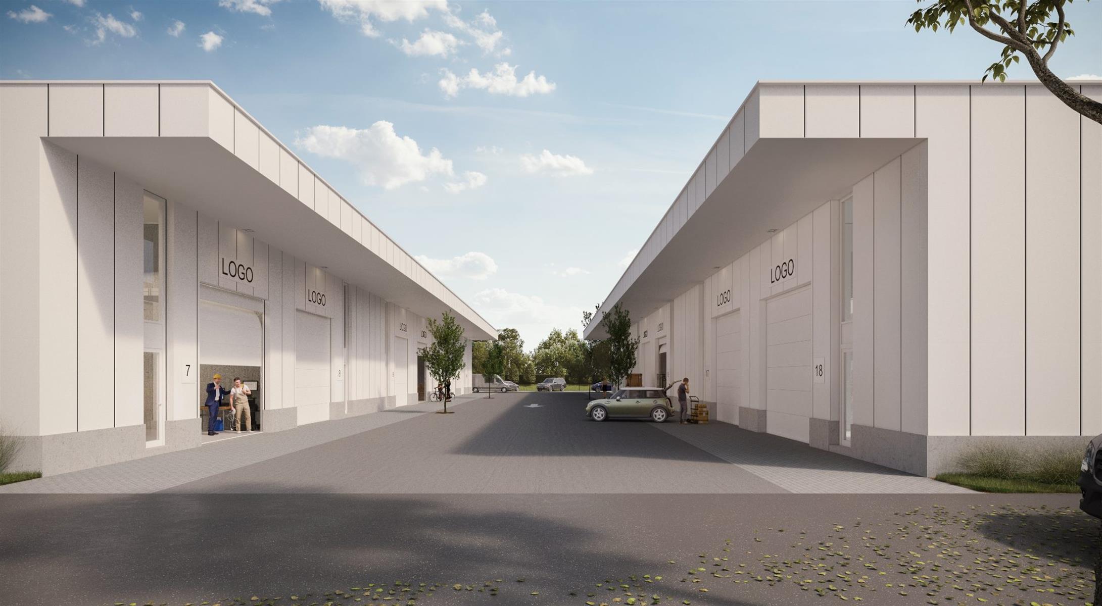KMO-unit te koop UNIT 027 - Endepoelstraat 3, 3210 Lubbeek, België 13