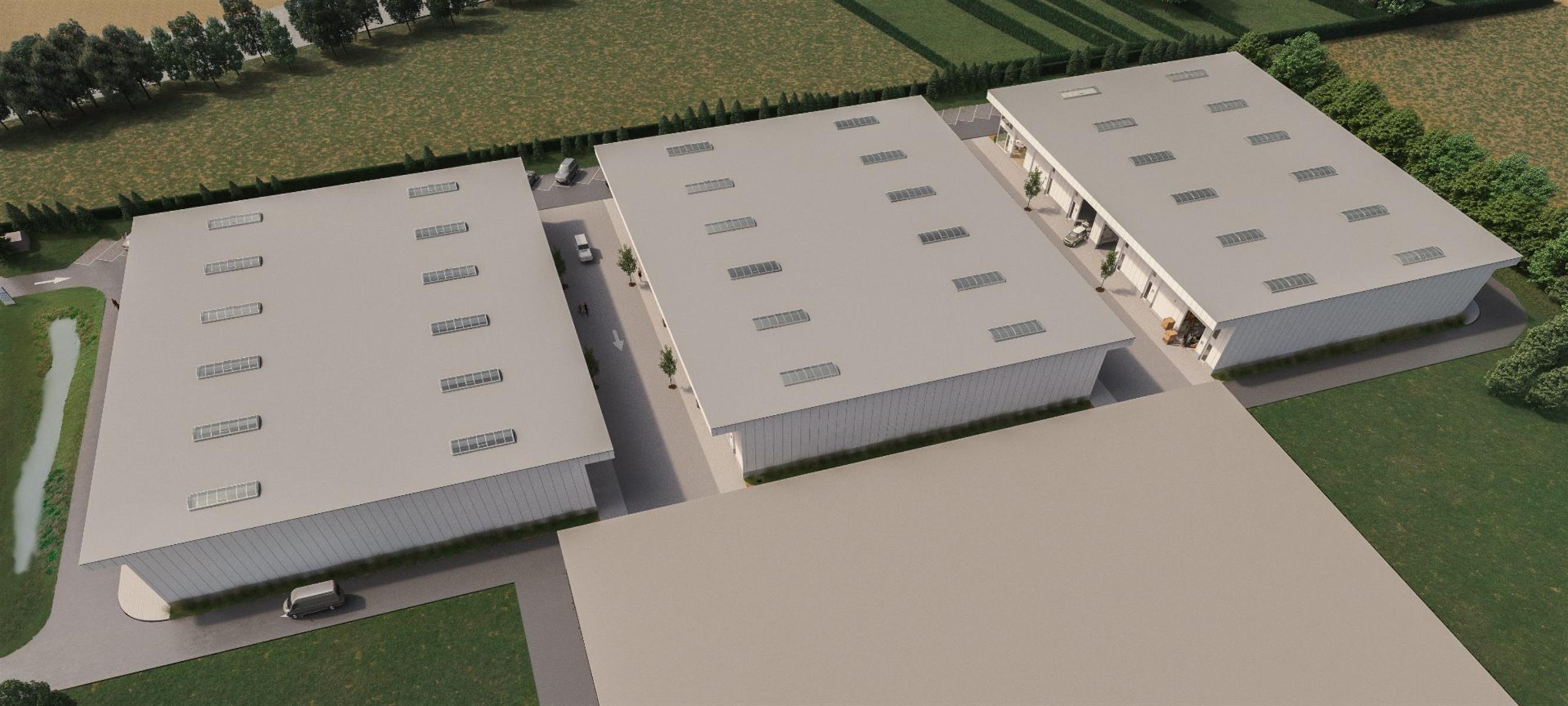 KMO-unit te koop UNIT 030 - Endepoelstraat 3, 3210 Lubbeek, België 22