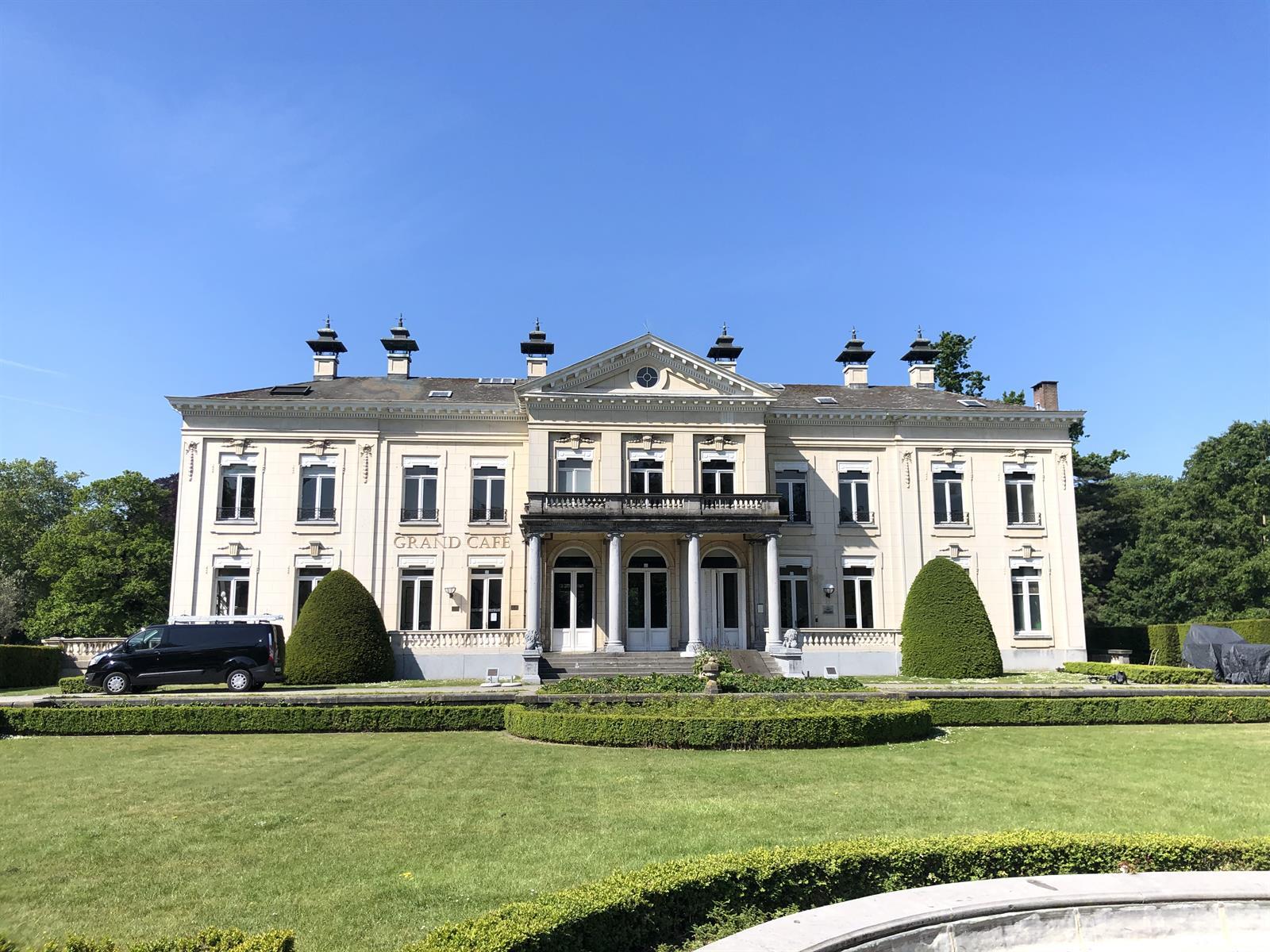 kantoor te huur Kantoorruimte in kasteel den Brandt - Beukenlaan 12, 2020 Antwerpen, België 2