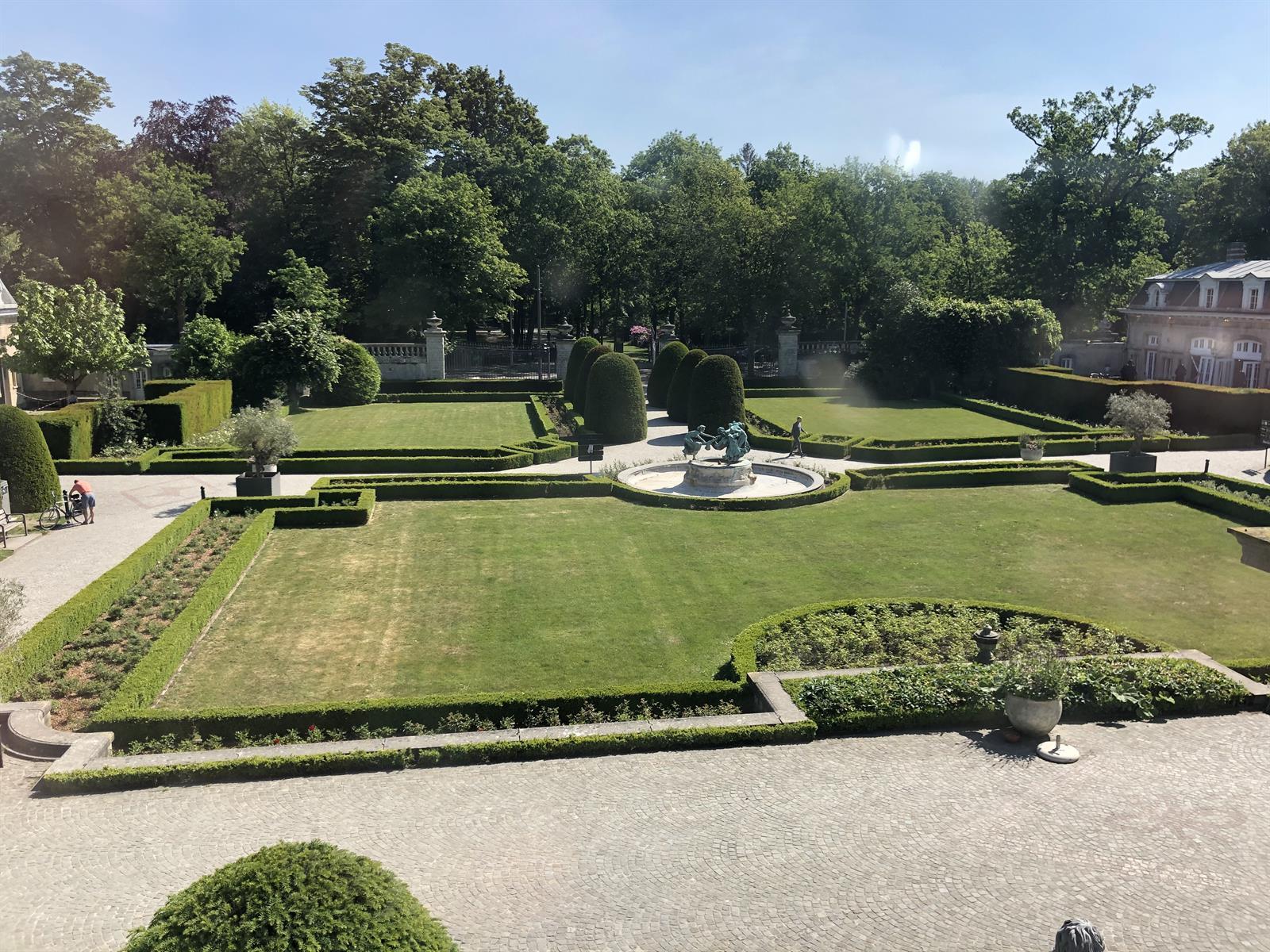 kantoor te huur Kantoorruimte in kasteel den Brandt - Beukenlaan 12, 2020 Antwerpen, België 4