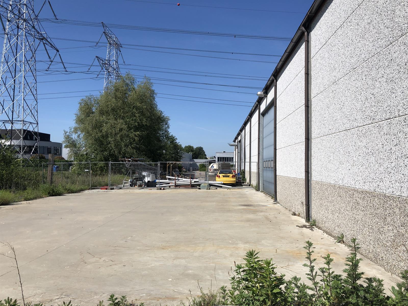 industrieel gebouw te huur Magazijn - Doornpark 38, 9120 Beveren, België 15