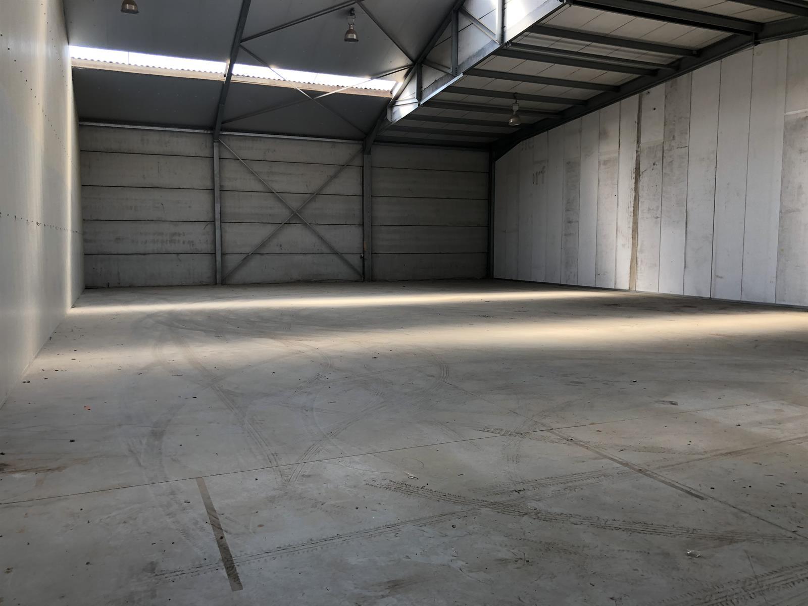 industrieel gebouw te huur Magazijn - Doornpark 38, 9120 Beveren, België 5